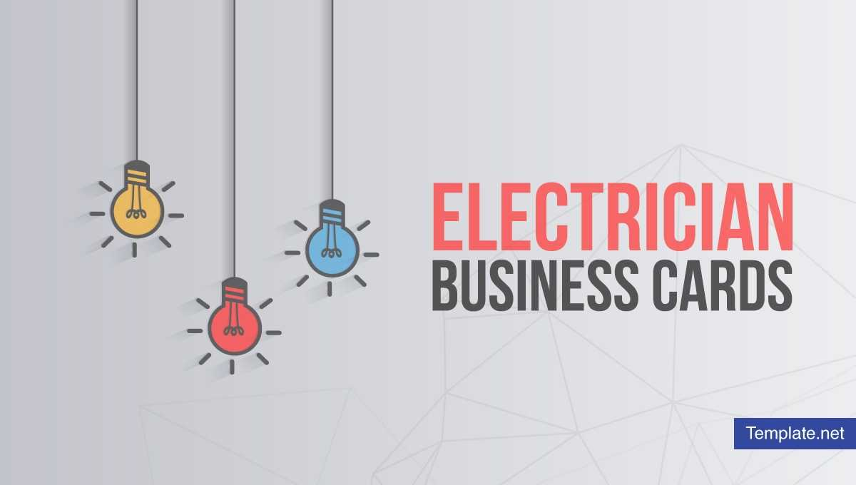 17+ Electrician Business Card Designs & Templates – Psd, Ai Throughout Business Card Template Pages Mac