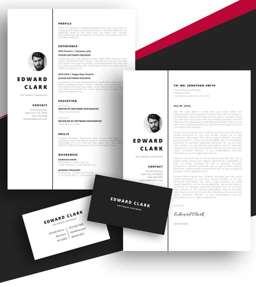 20 Best Free Pages & Ms Word Resume Templates For Mac (2020) Intended For Business Card Template Pages Mac