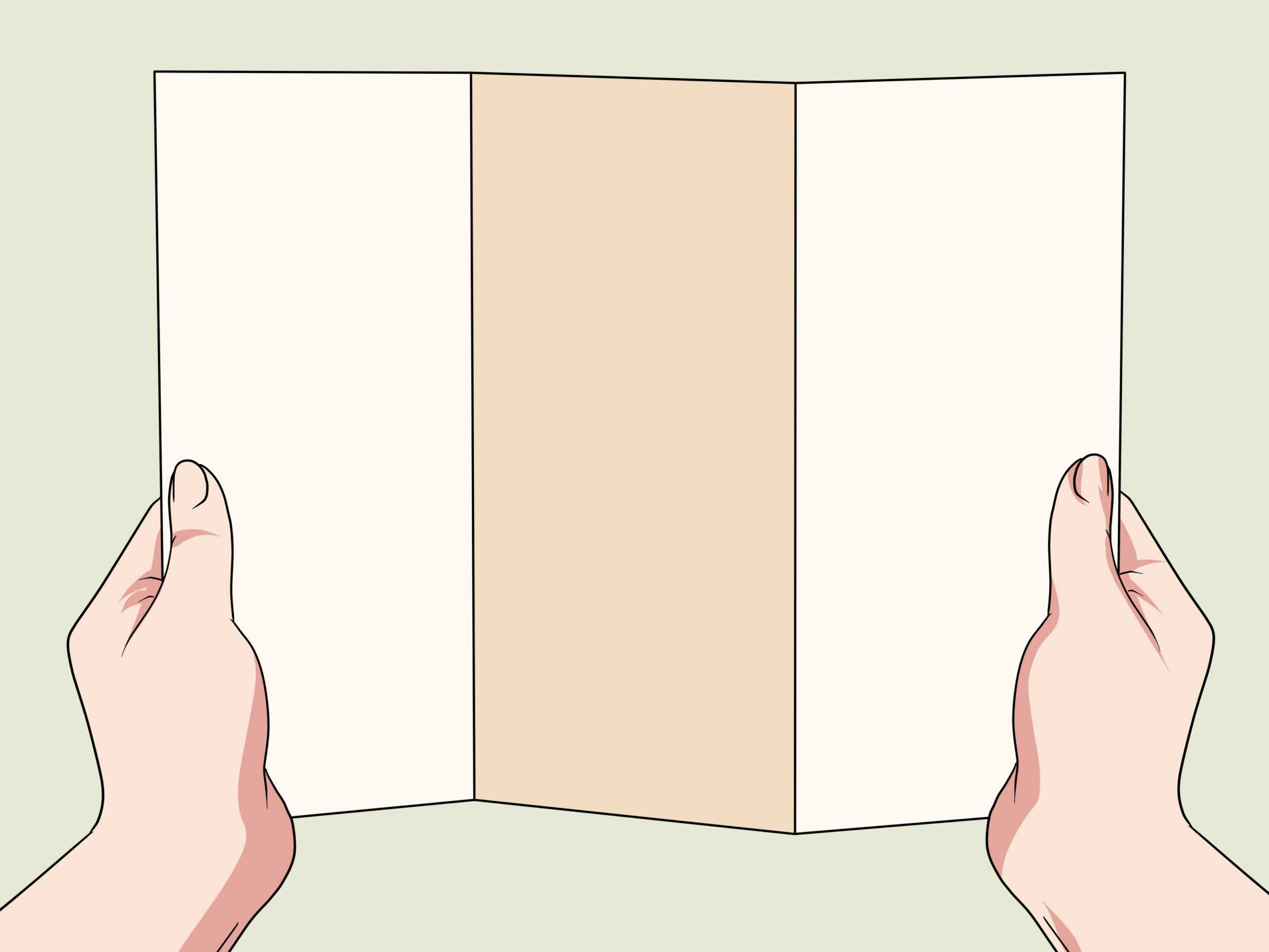 3 Ways To Make A Brochure For A School Project - Wikihow Intended For Brochure Templates For School Project