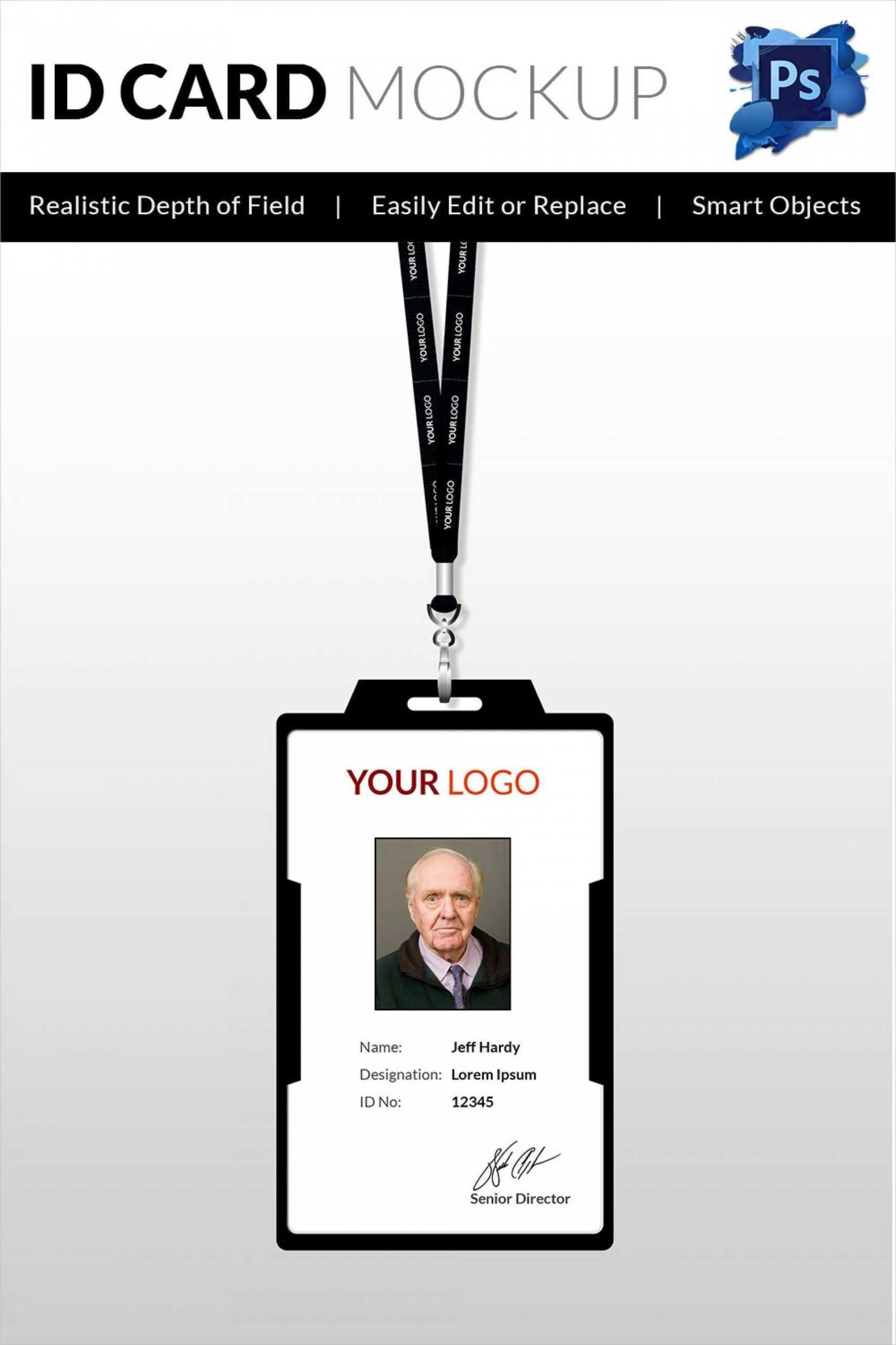 33 How To Create Teacher Id Card Template Free In Word With With Teacher Id Card Template