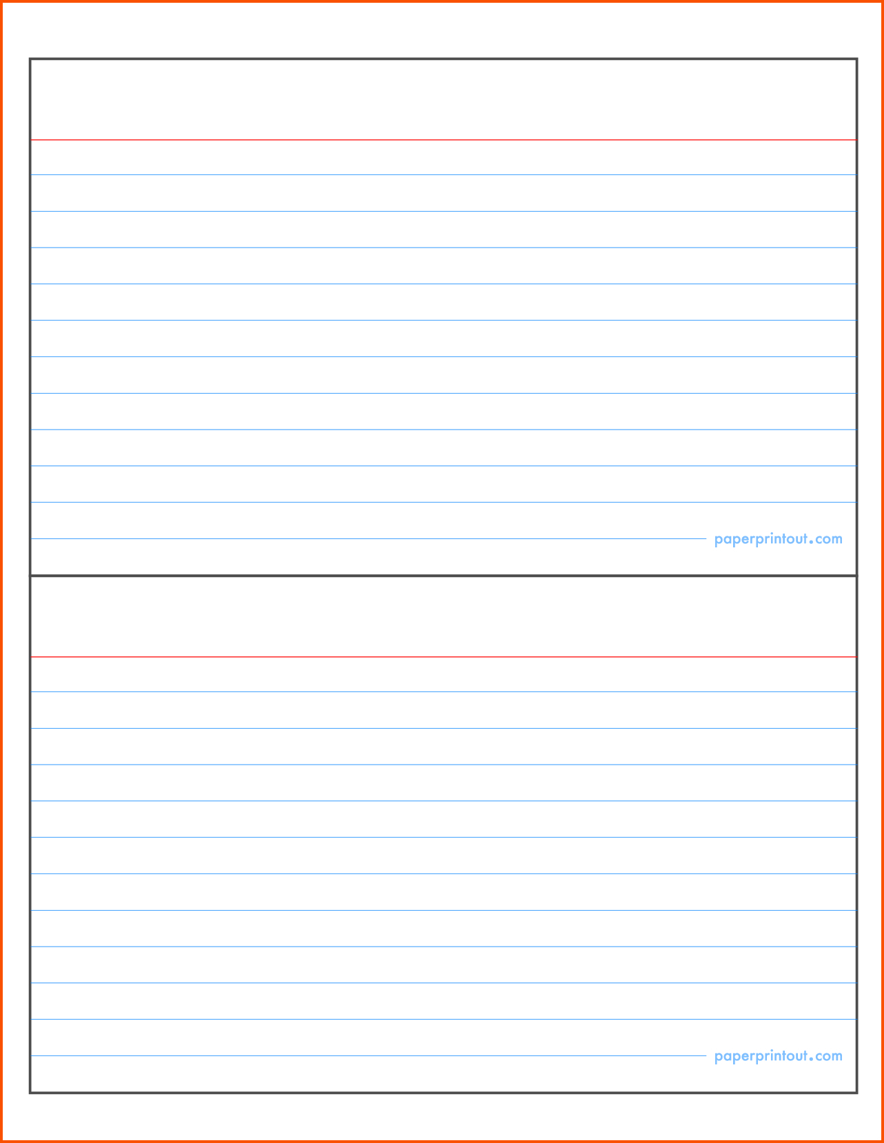 4X6 Note Card Template Word - Karati.ald2014 With 3X5 Note Card Template