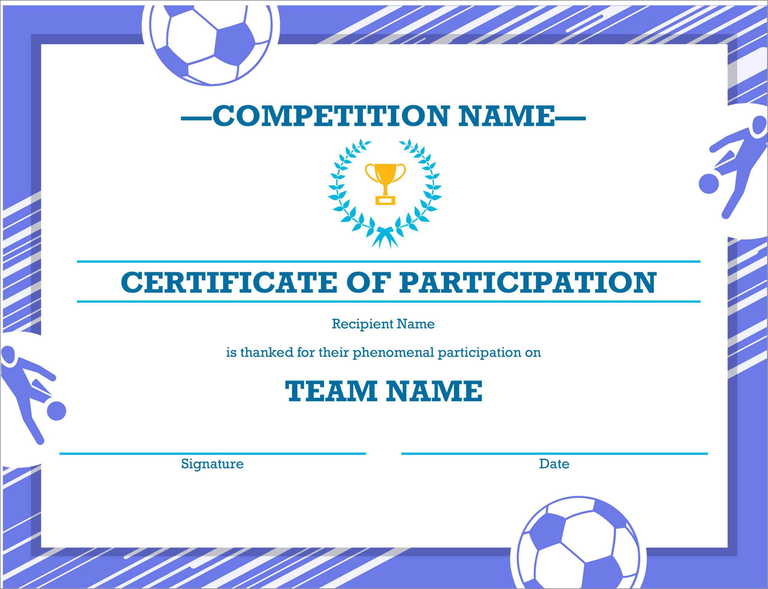 50 Free Creative Blank Certificate Templates In Psd In Microsoft Office Certificate Templates Free