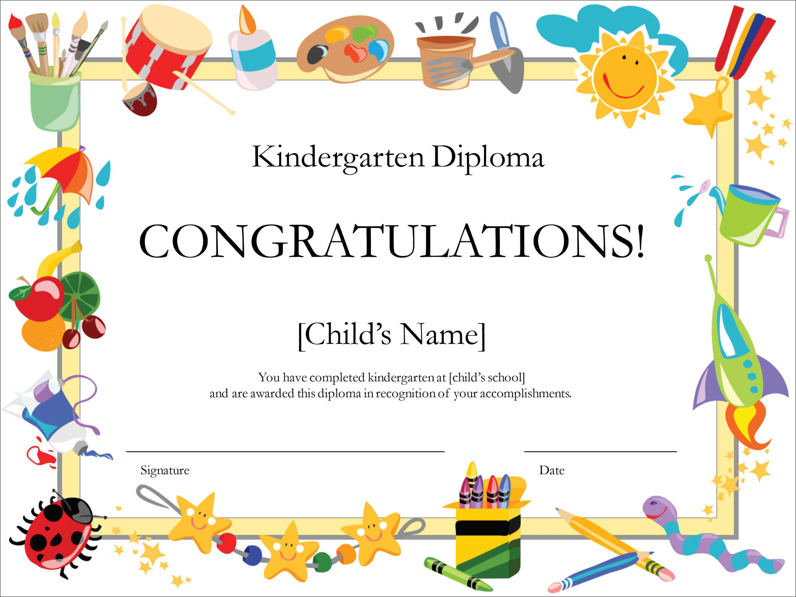 50 Free Creative Blank Certificate Templates In Psd Pertaining To Leadership Award Certificate Template