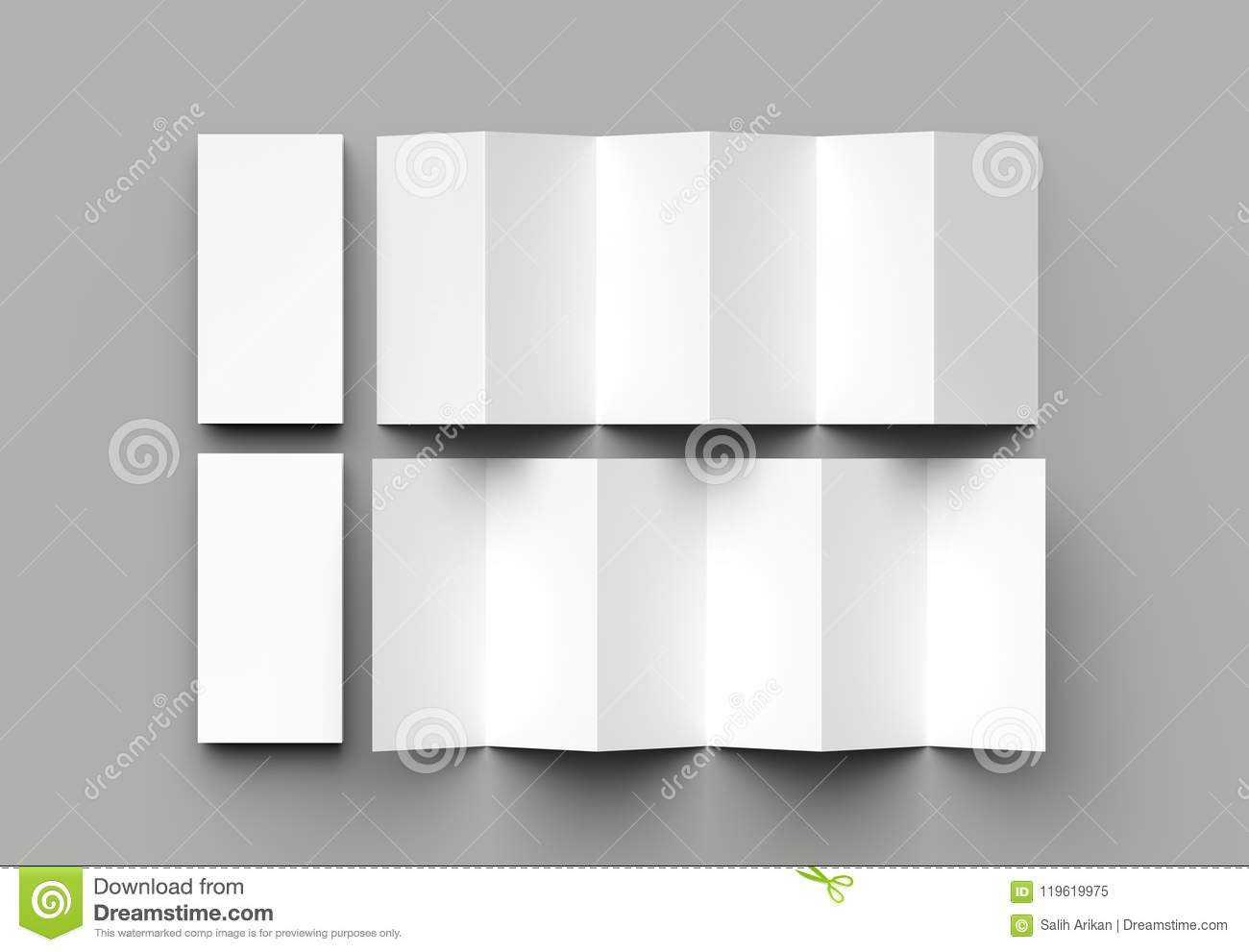6 Panel Brochure Template - Karan.ald2014 In 6 Sided Brochure Template