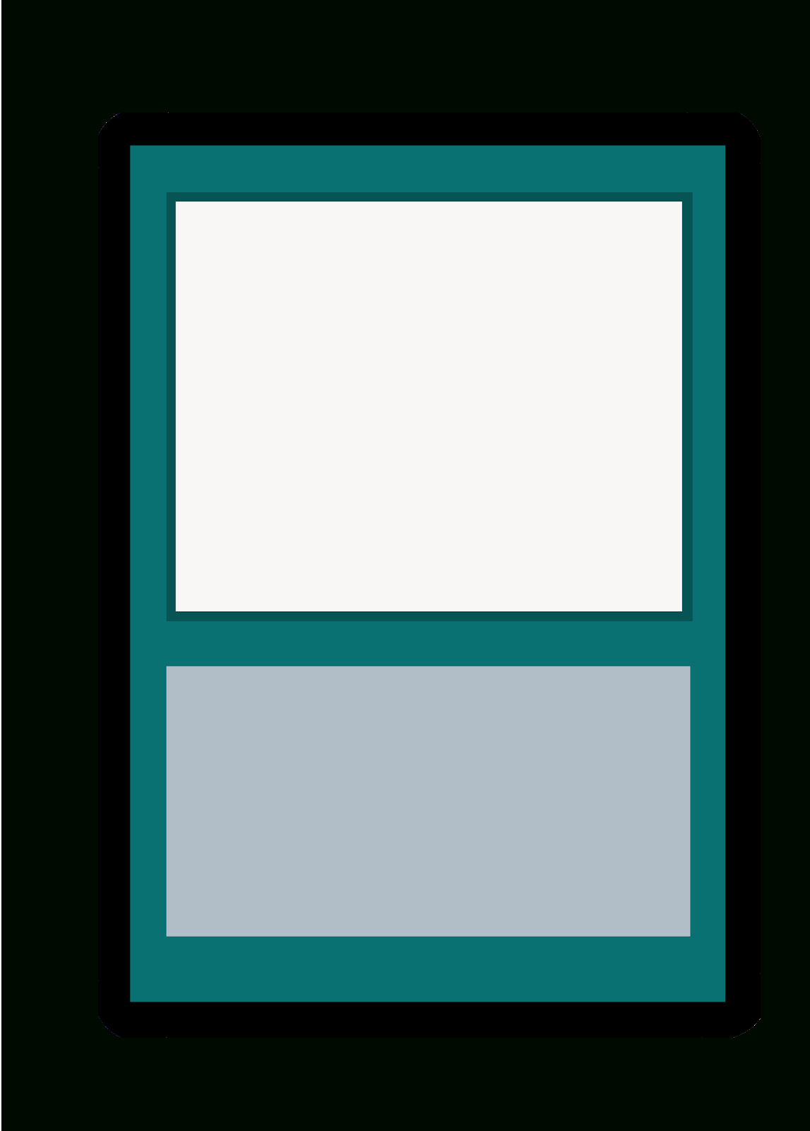 8.bit.love.child: Blank Magic: The Gathering Card Template With Blank Magic Card Template