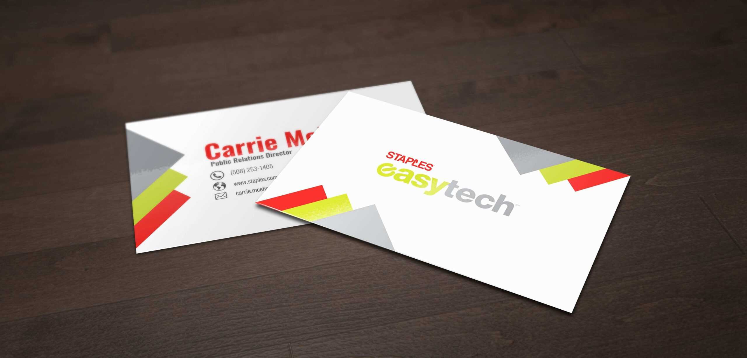 80 Customize Our Free Business Card Templates Office Depot Within Office Depot Business Card Template