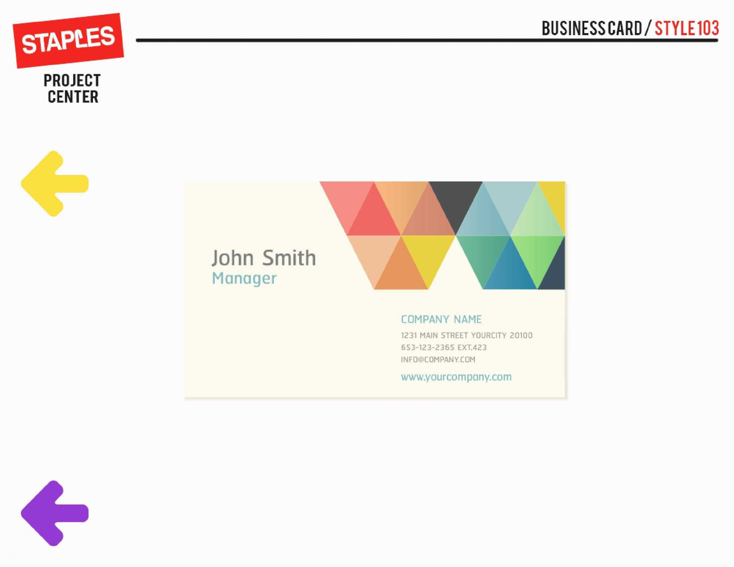 93 Printable Staples Business Card Template 12520 Formating For Staples Business Card Template