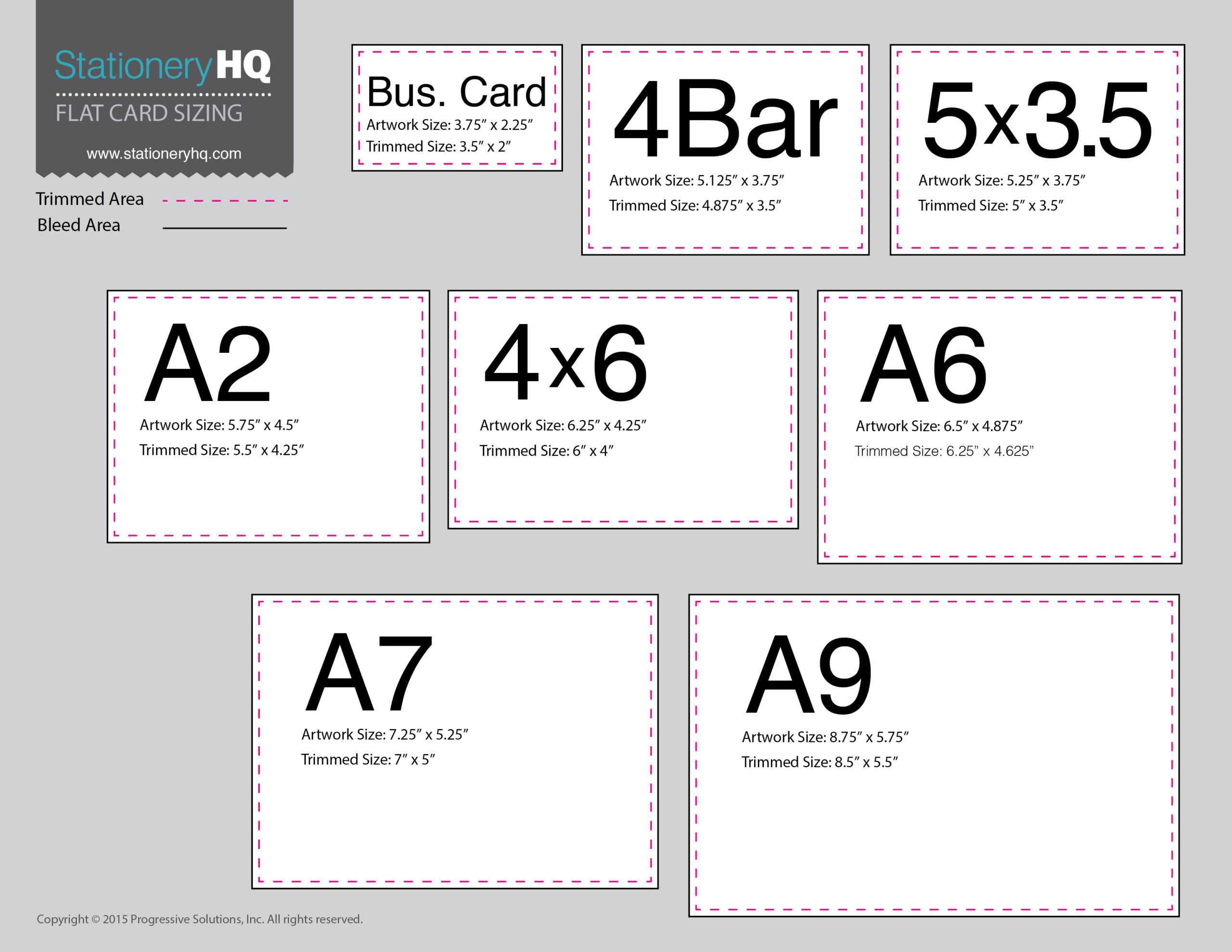 A2 Size Cards - Karati.ald2014 Regarding A2 Card Template