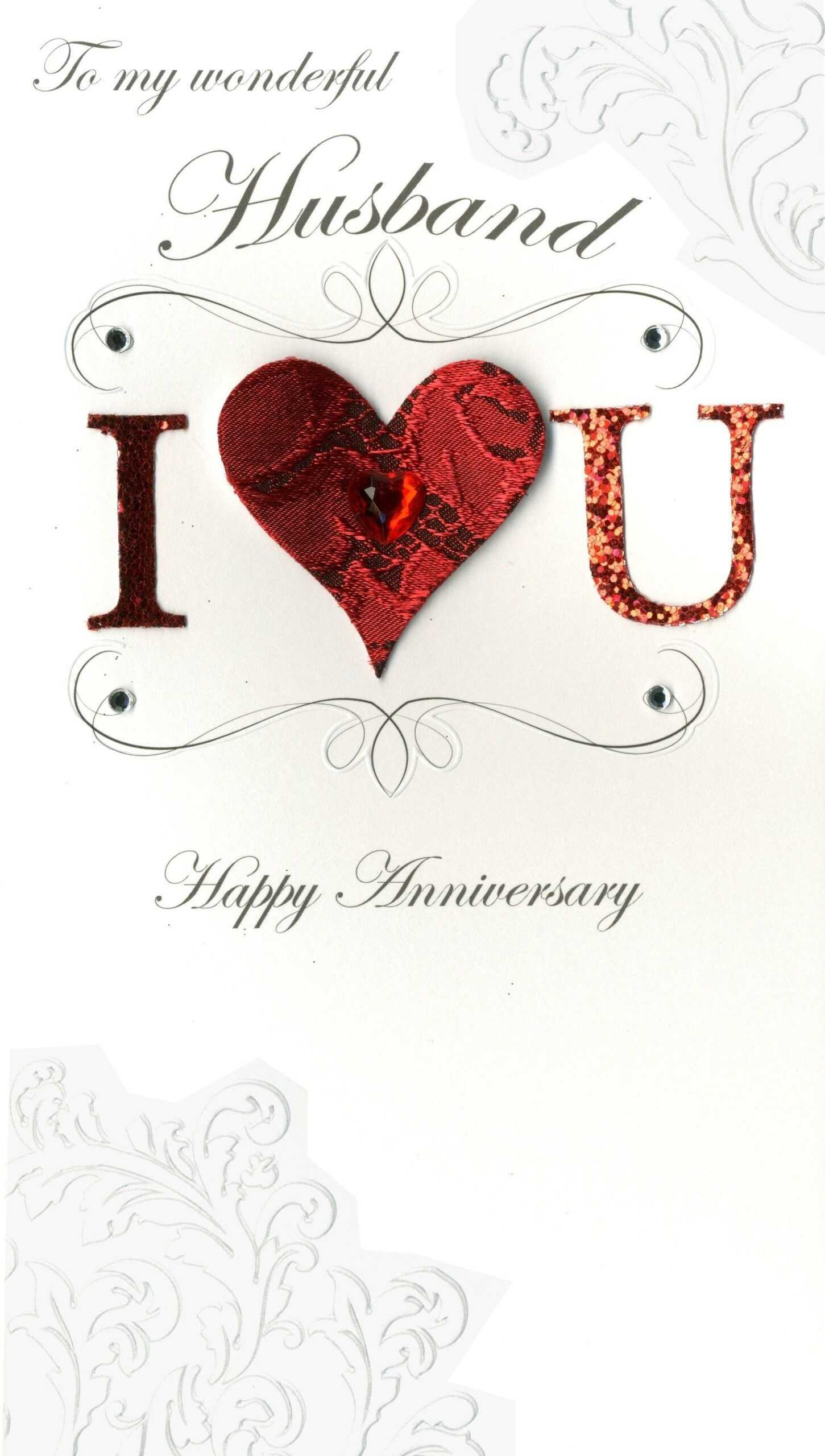 Anniversary Card Template For Word - Karan.ald2014 Intended For Anniversary Card Template Word