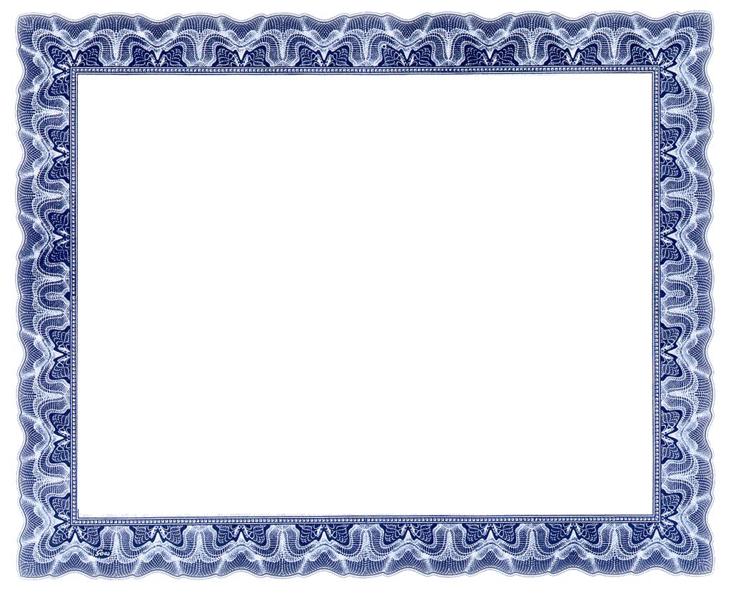 Award Certificate Border - Karati.ald2014 Inside Award Certificate Border Template