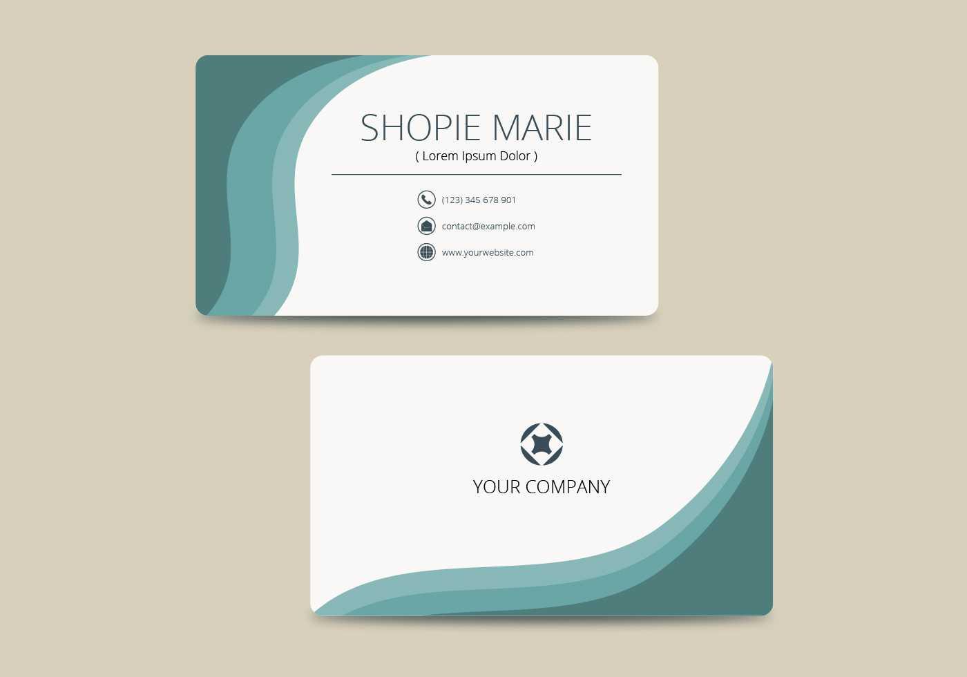 Basic Business Card Templates - Karan.ald2014 With Regard To Openoffice Business Card Template
