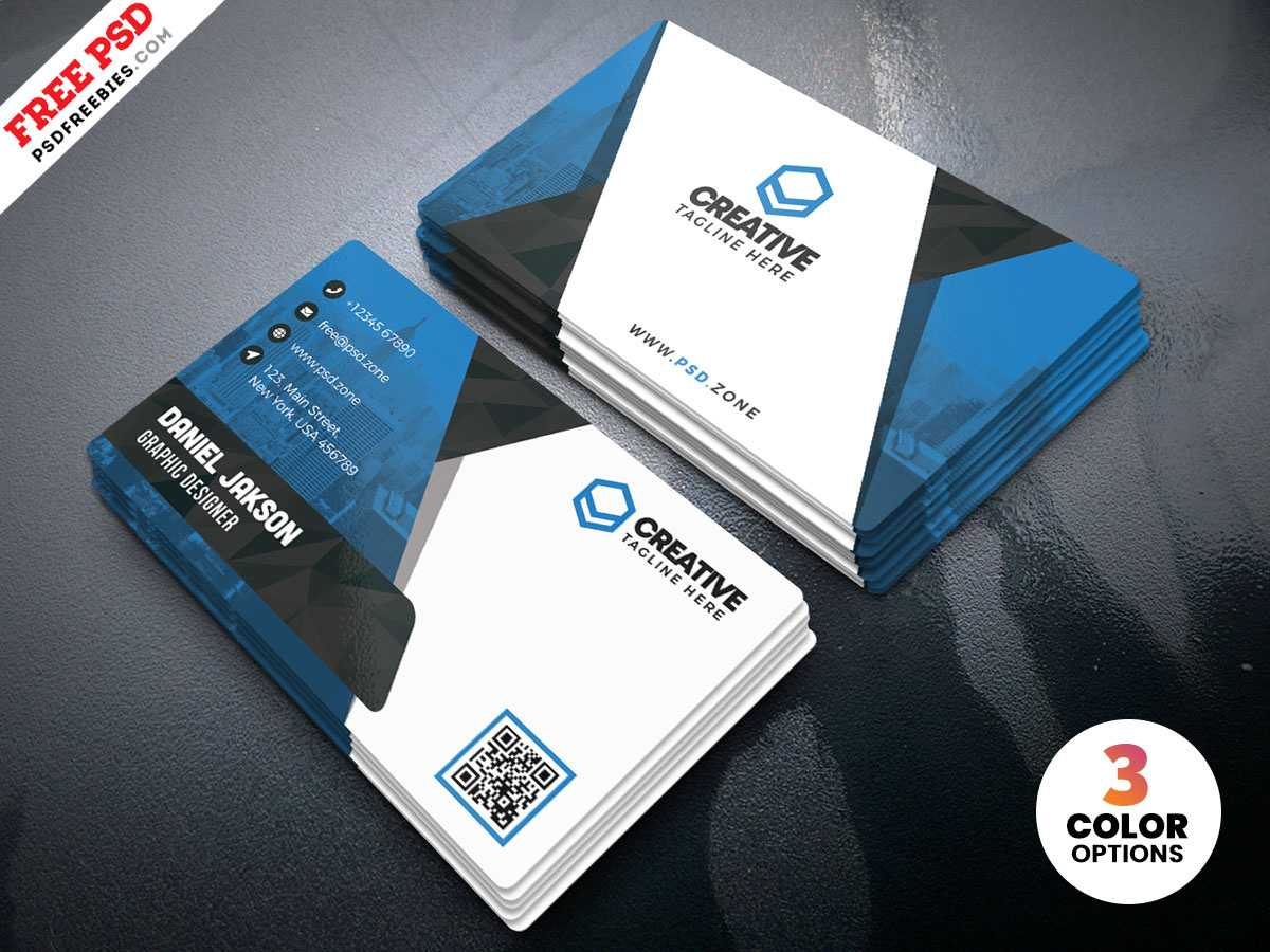 Business Card Design Psd Templatespsd Freebies On Dribbble In Psd Visiting Card Templates