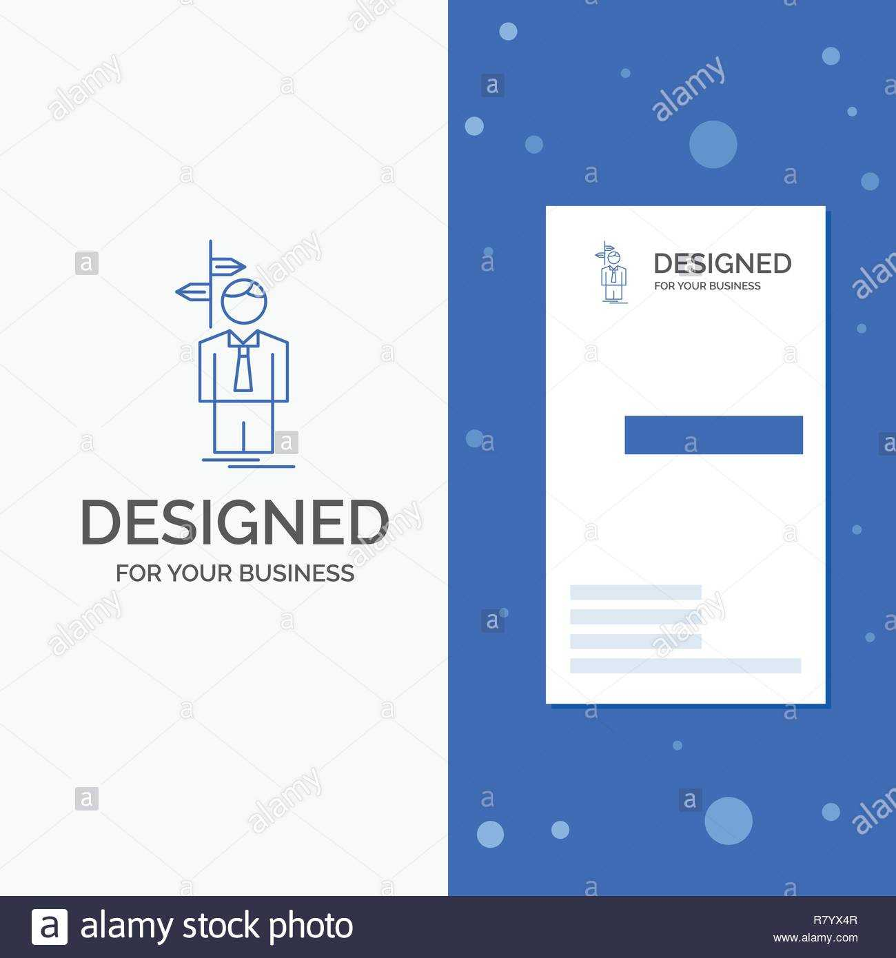 Business Logo For Arrow, Choice, Choose, Decision, Direction Pertaining To Decision Card Template