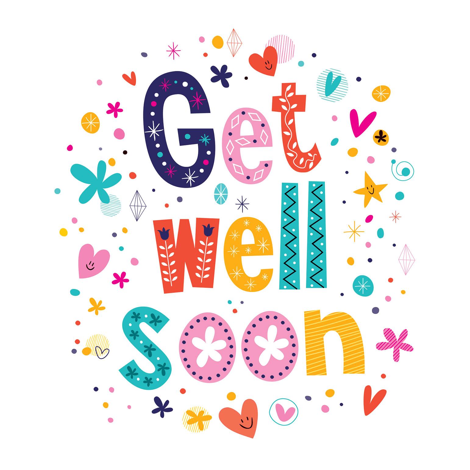Cheerful Hearts - Get Well Soon Card (Free) | Greetings Island Regarding Get Well Soon Card Template