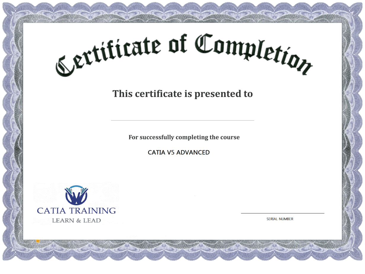 Course Completion Certificate Format Word - Karati.ald2014 Regarding Class Completion Certificate Template