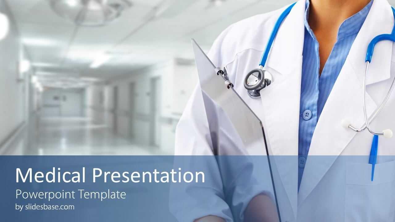 Doctor Of Medicine Powerpoint Template Regarding Free Nursing Powerpoint Templates