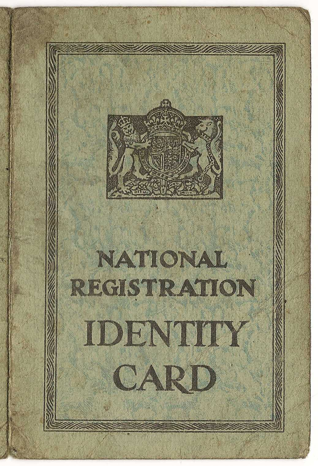 File:id Card - Wikimedia Commons Intended For World War 2 Identity Card Template