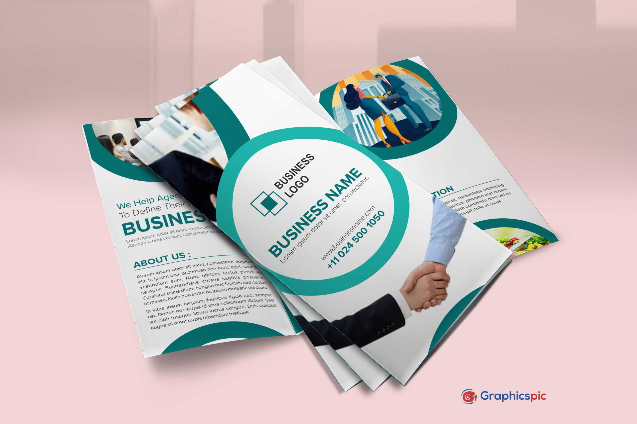 Free Download Brochure Templates Design For Events, Products Pertaining To Product Brochure Template Free
