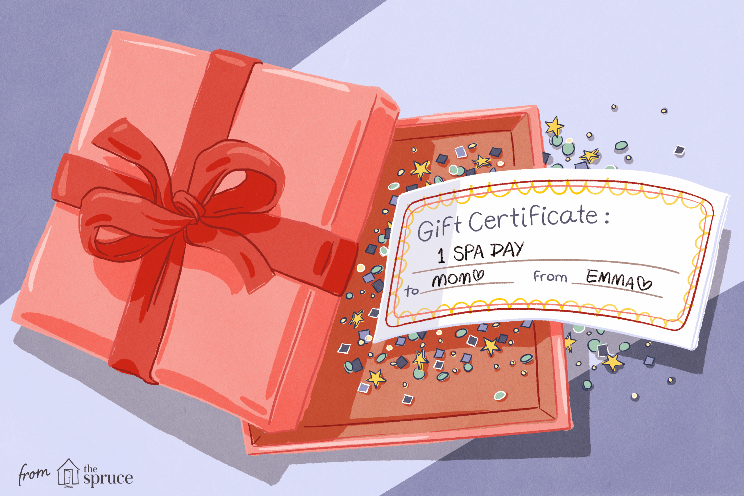 Free Gift Certificate Templates You Can Customize For Spa Day Gift Certificate Template
