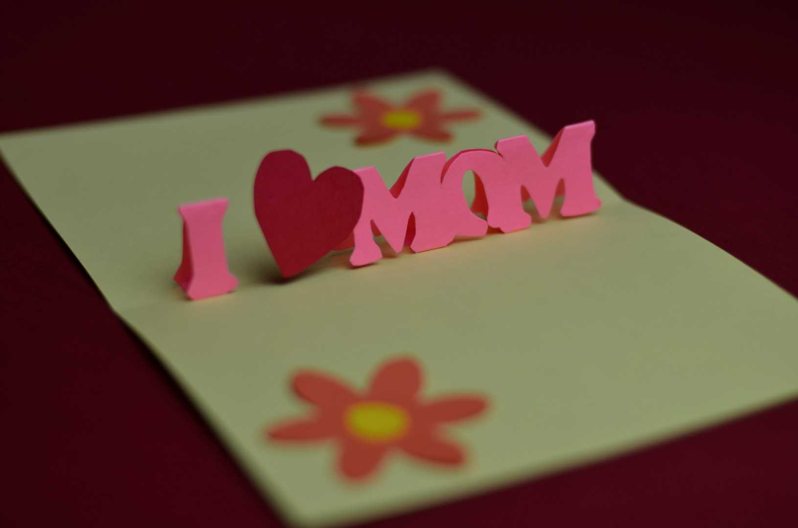 Free Mother's Day Pop Up Card Template And Tutorial Intended For Popup Card Template Free