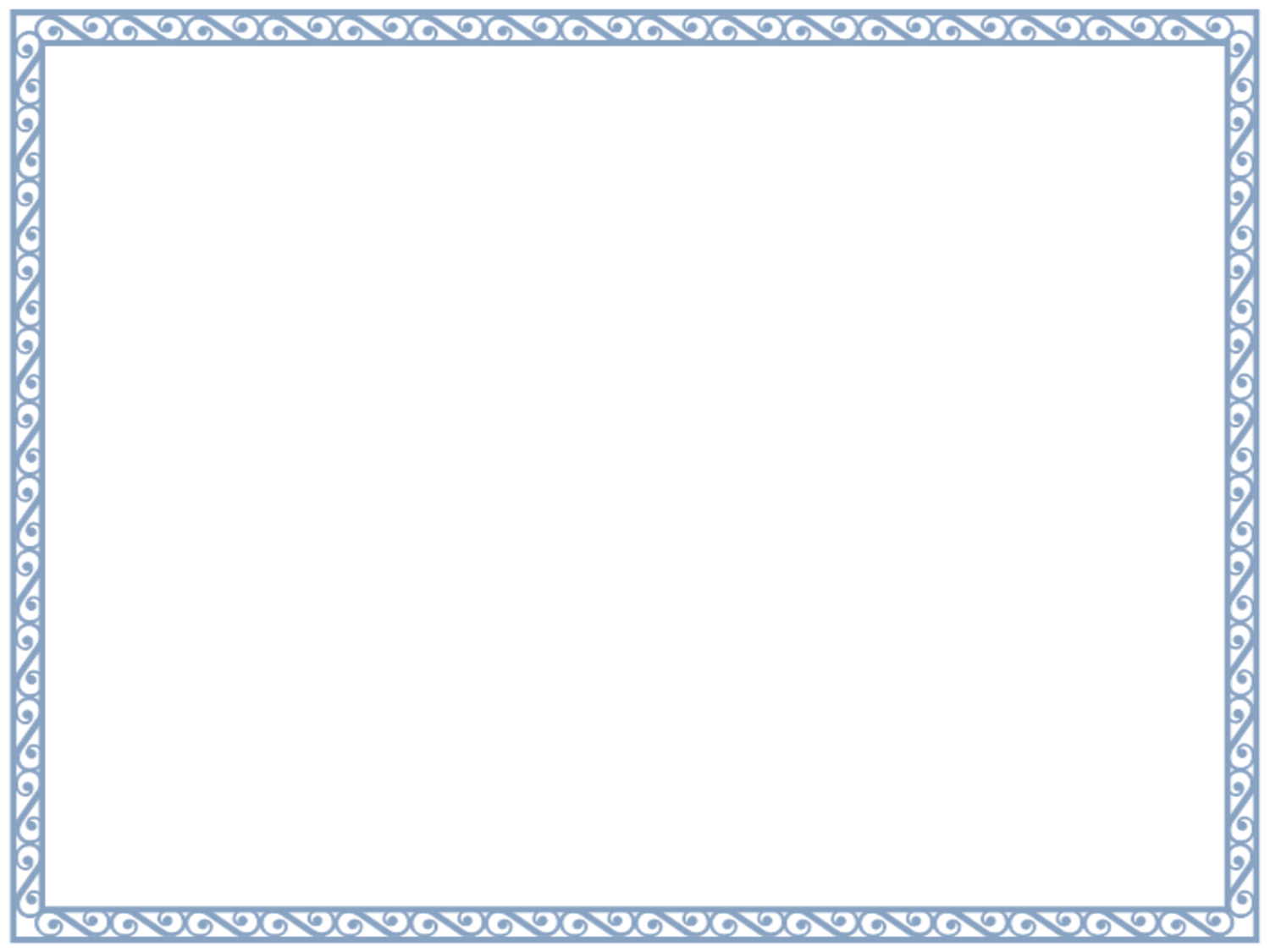 Free Simple Certificate Borders, Download Free Clip Art With Free Printable Certificate Border Templates