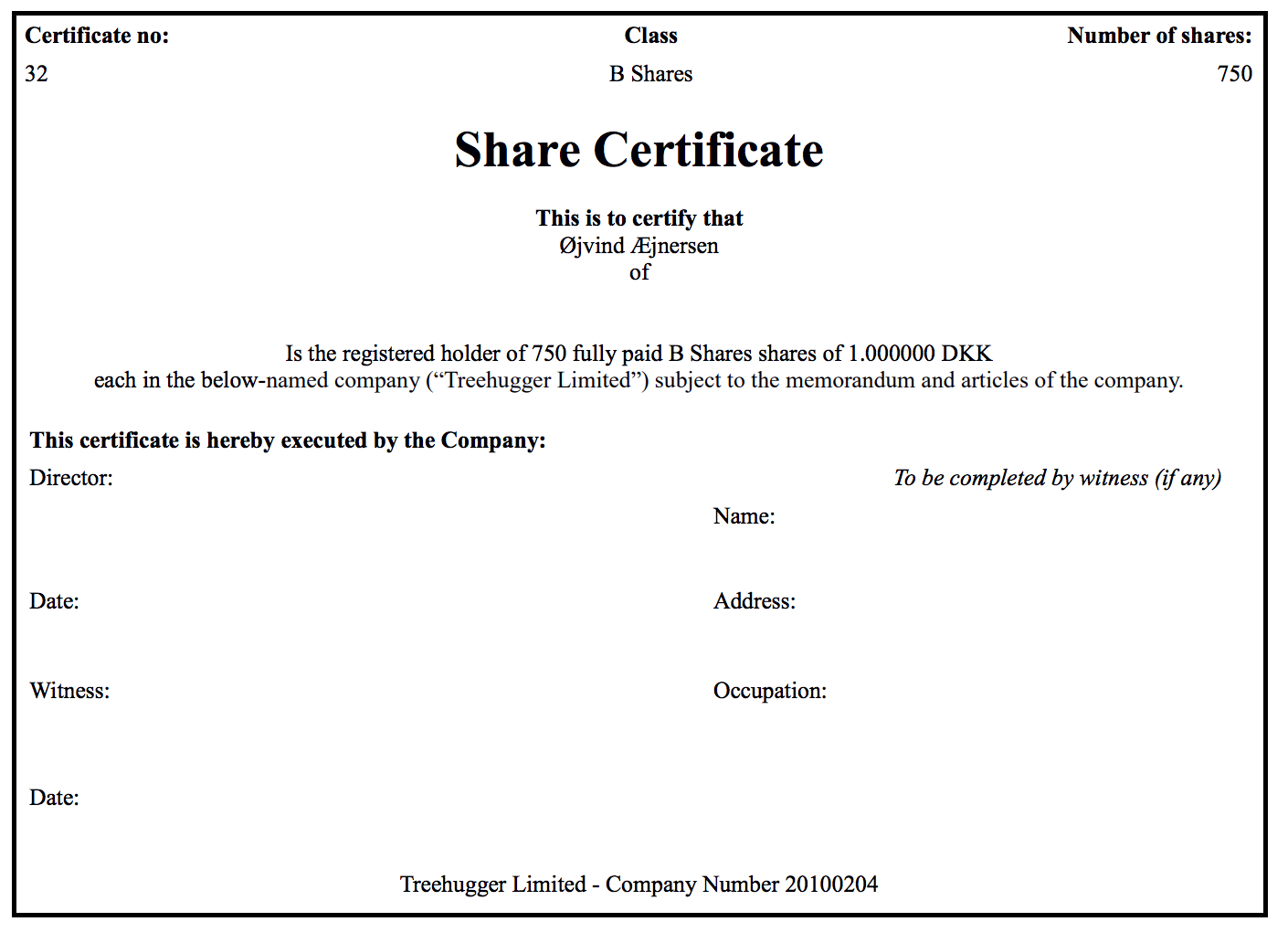 Generating Share Certificates On Capdesk Throughout Template For Share Certificate