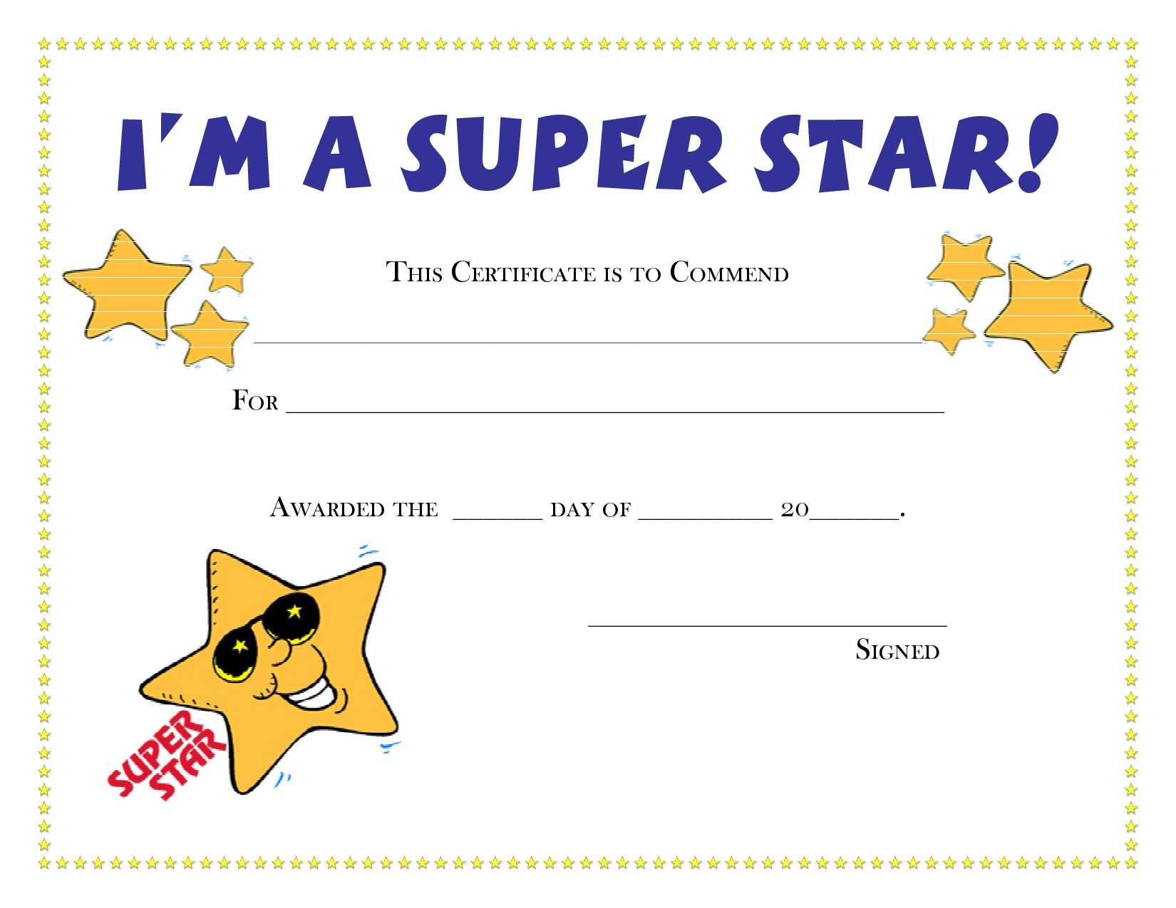 Gift Certificate Template For Pages Gift Certificate Intended For Player Of The Day Certificate Template