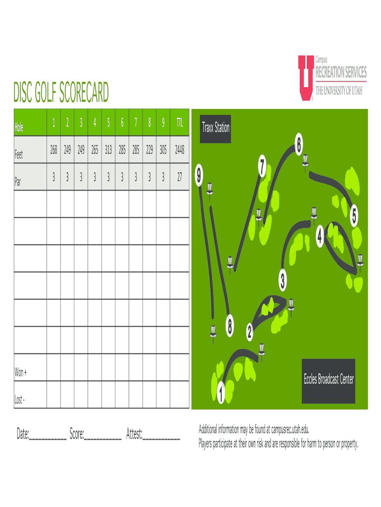 Golf Scorecard Template Editable - Fill Online, Printable Throughout Golf Score Cards Template