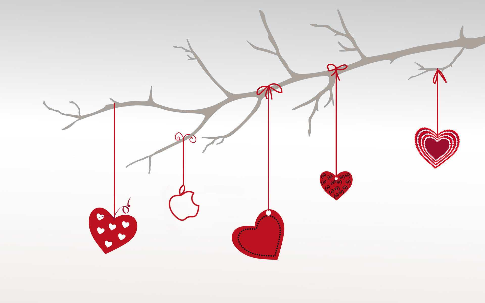 Heart Branch For Valentine Day Background For Powerpoint Pertaining To Valentine Powerpoint Templates Free
