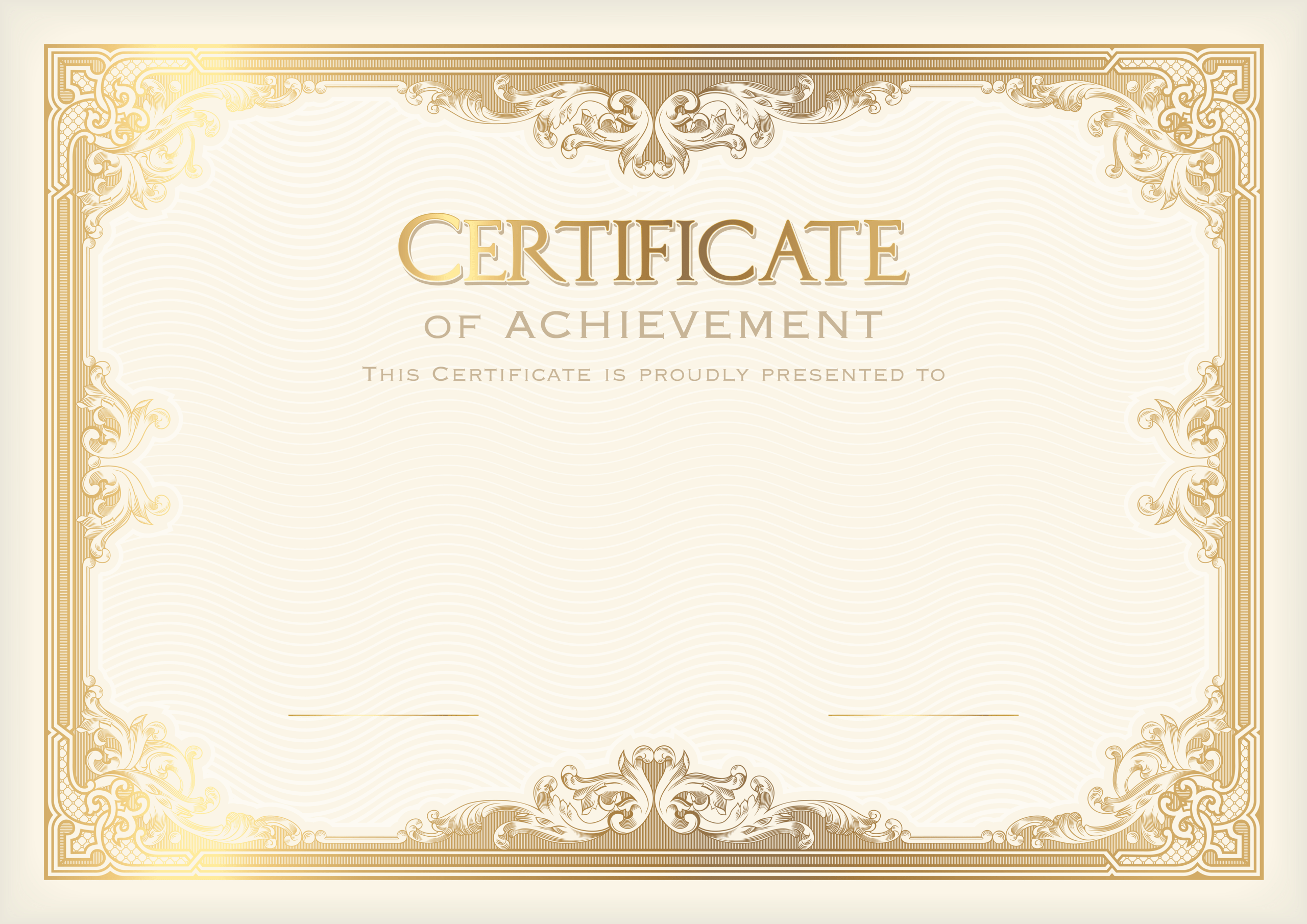 High Resolution Certificate Template - Karati.ald2014 Pertaining To High Resolution Certificate Template