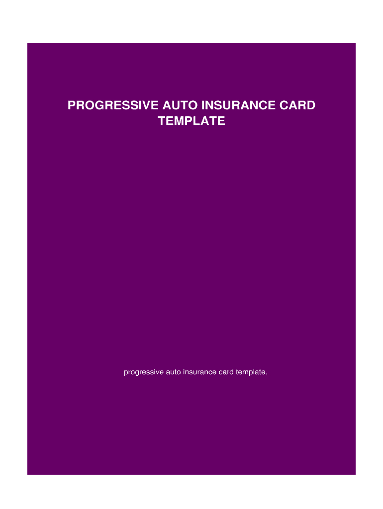 Insurance Card Template - Fill Online, Printable, Fillable With Regard To Proof Of Insurance Card Template