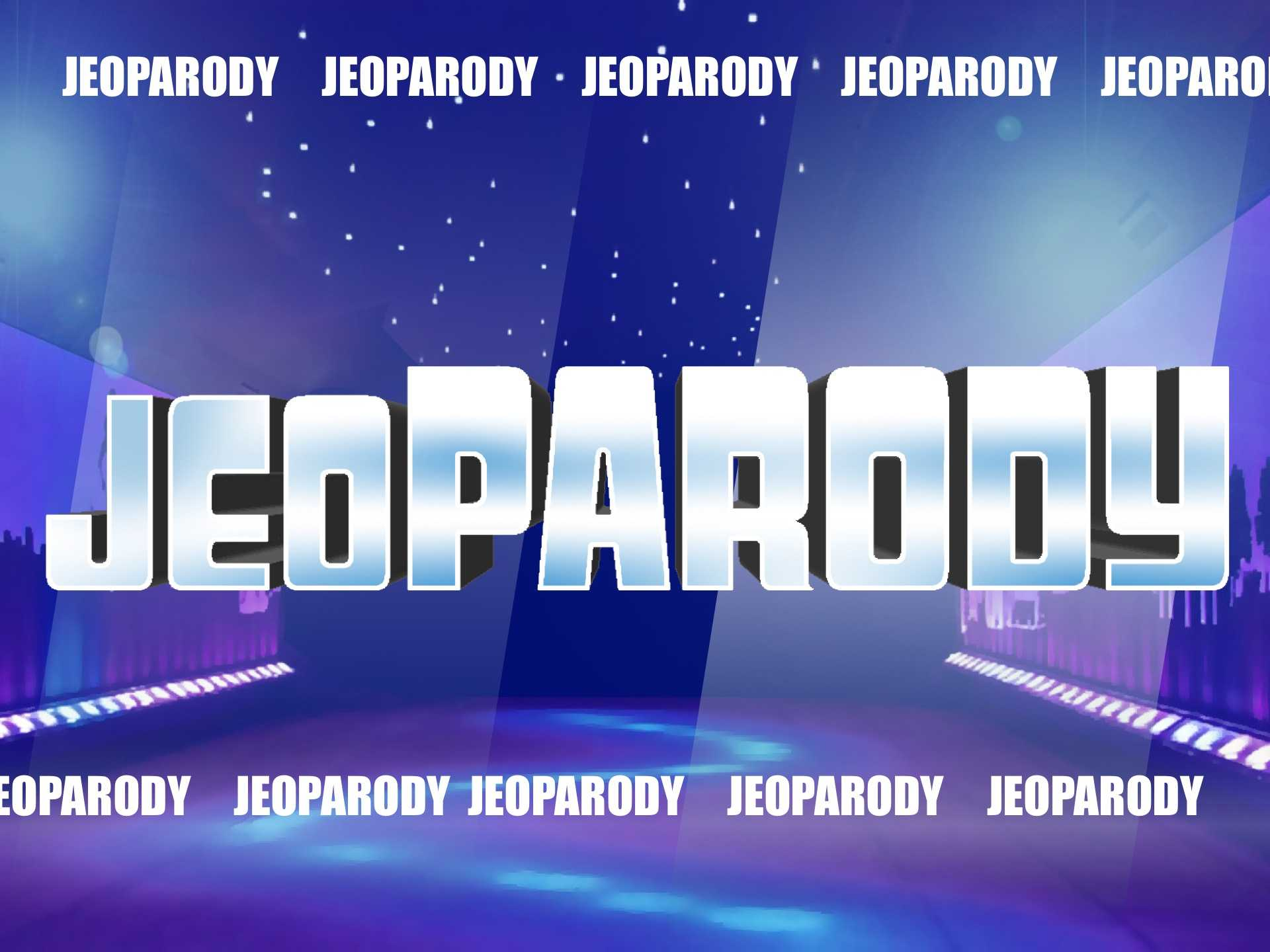 Jeopardy Powerpoint Game Template - Youth Downloadsyouth In Jeopardy Powerpoint Template With Score