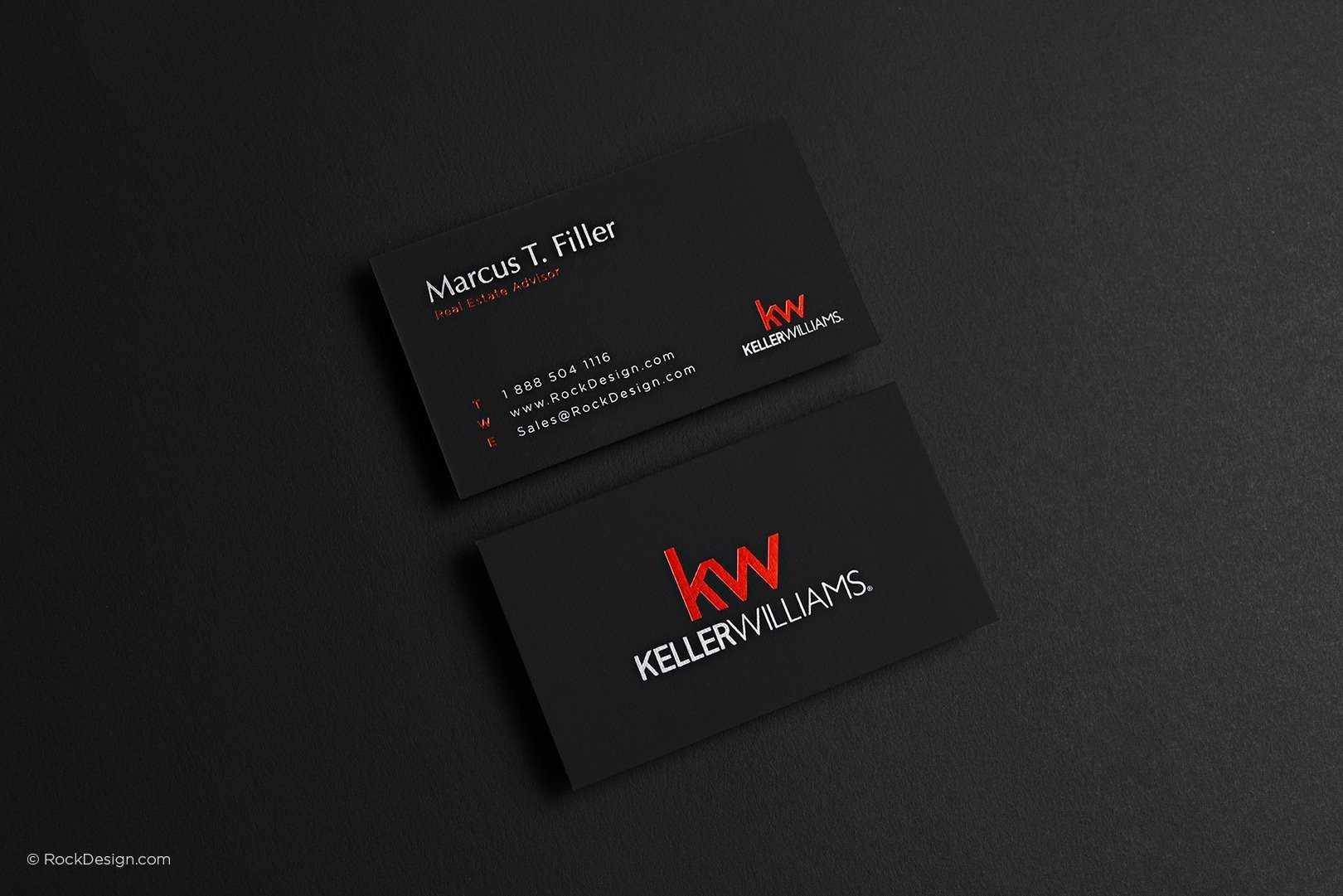 Keller Williams Business Card Pertaining To Keller Williams Business Card Templates
