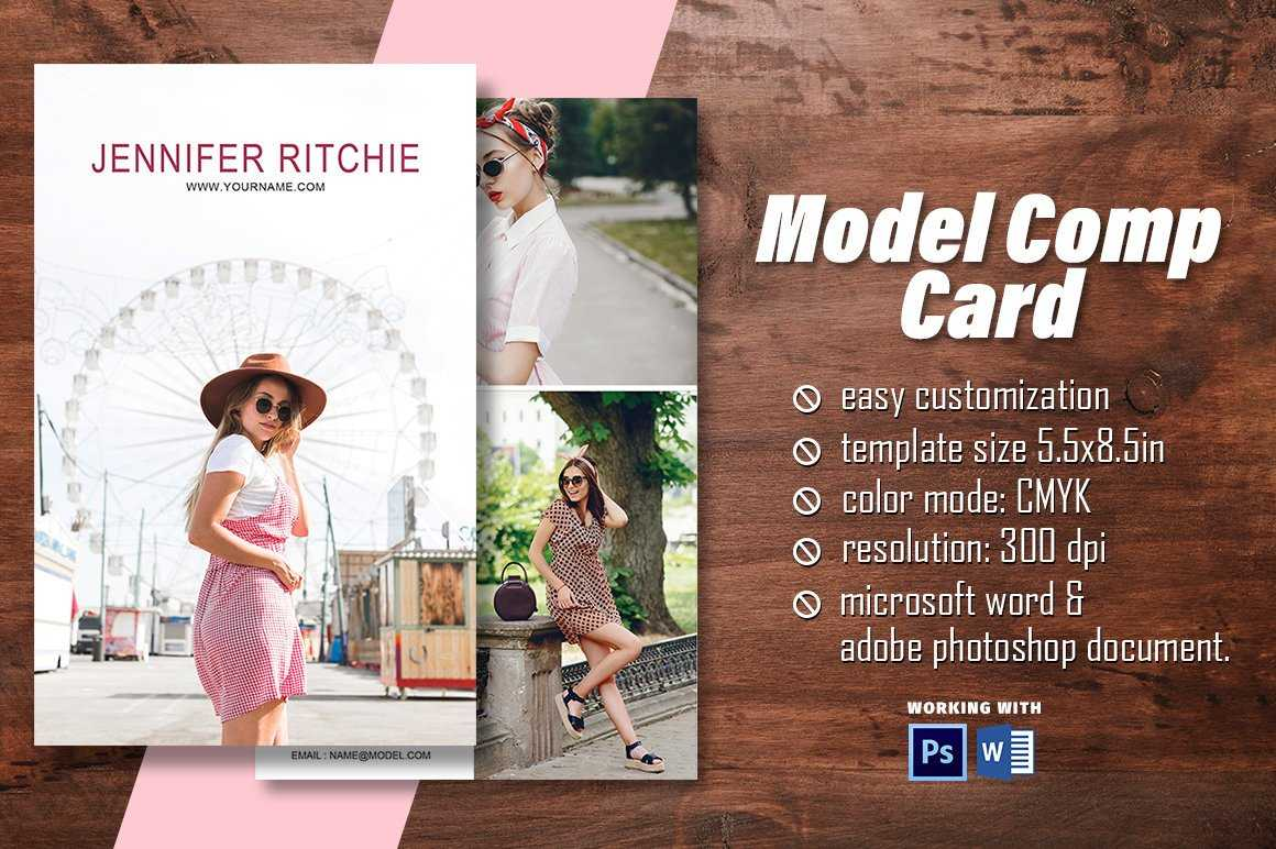 """Madhabi Studio On Twitter: """"excited To Share The Latest With Regard To Comp Card Template Download"""