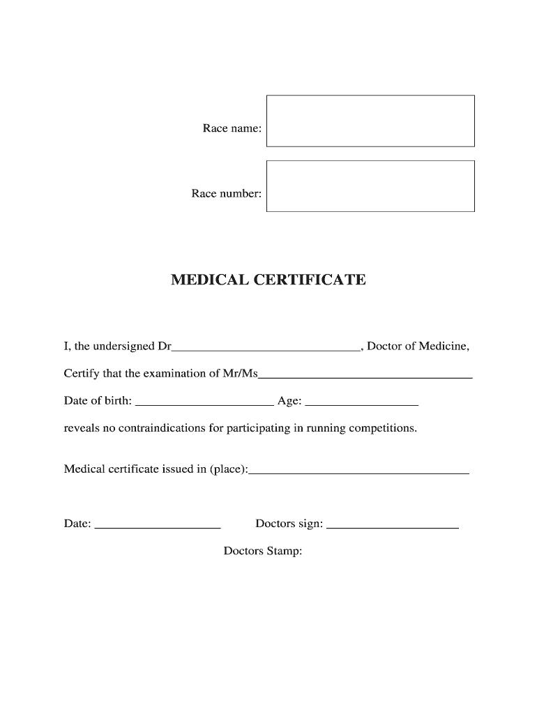 Medical Certificate - Karan.ald2014 With Regard To Fake Medical Certificate Template Download