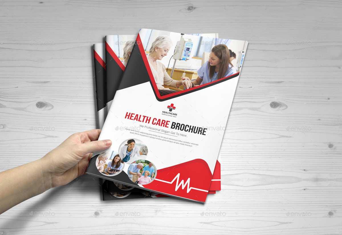 Medical Healthcare Brochure Indesign Template In Healthcare Brochure Templates Free Download
