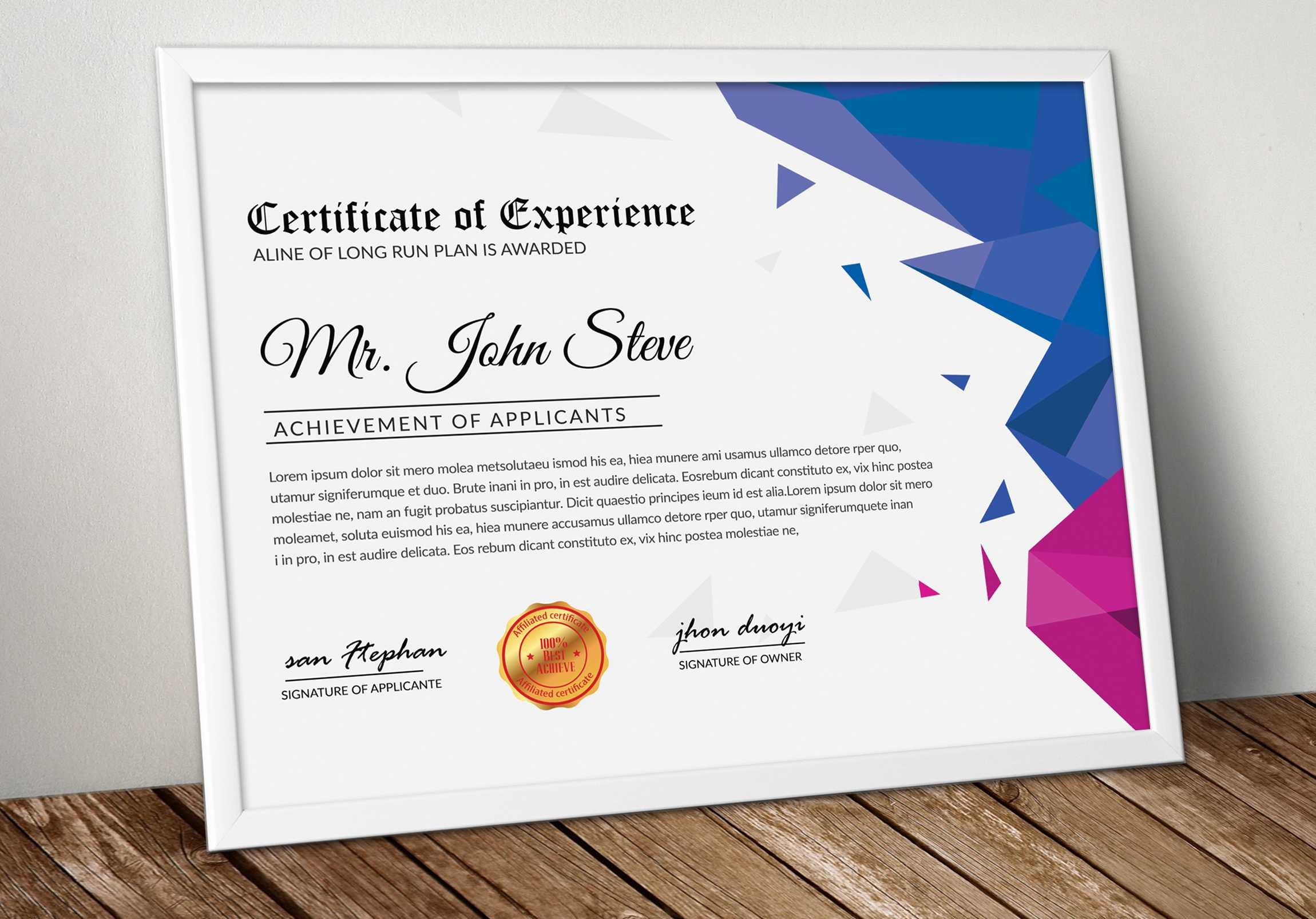 Microsoft Word Certificate Template - Vsual Throughout Microsoft Word Certificate Templates