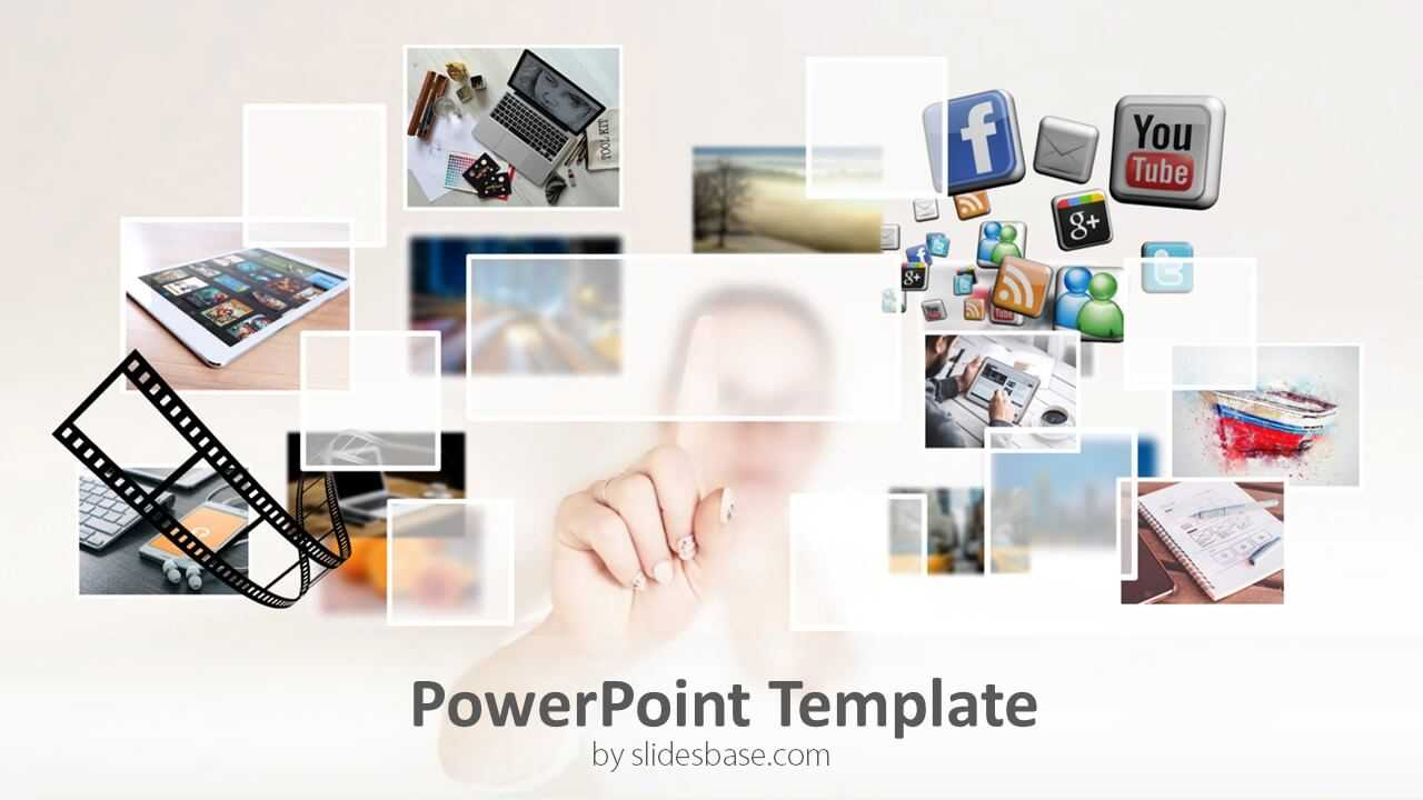 Multimedia Powerpoint Template With Multimedia Powerpoint Templates