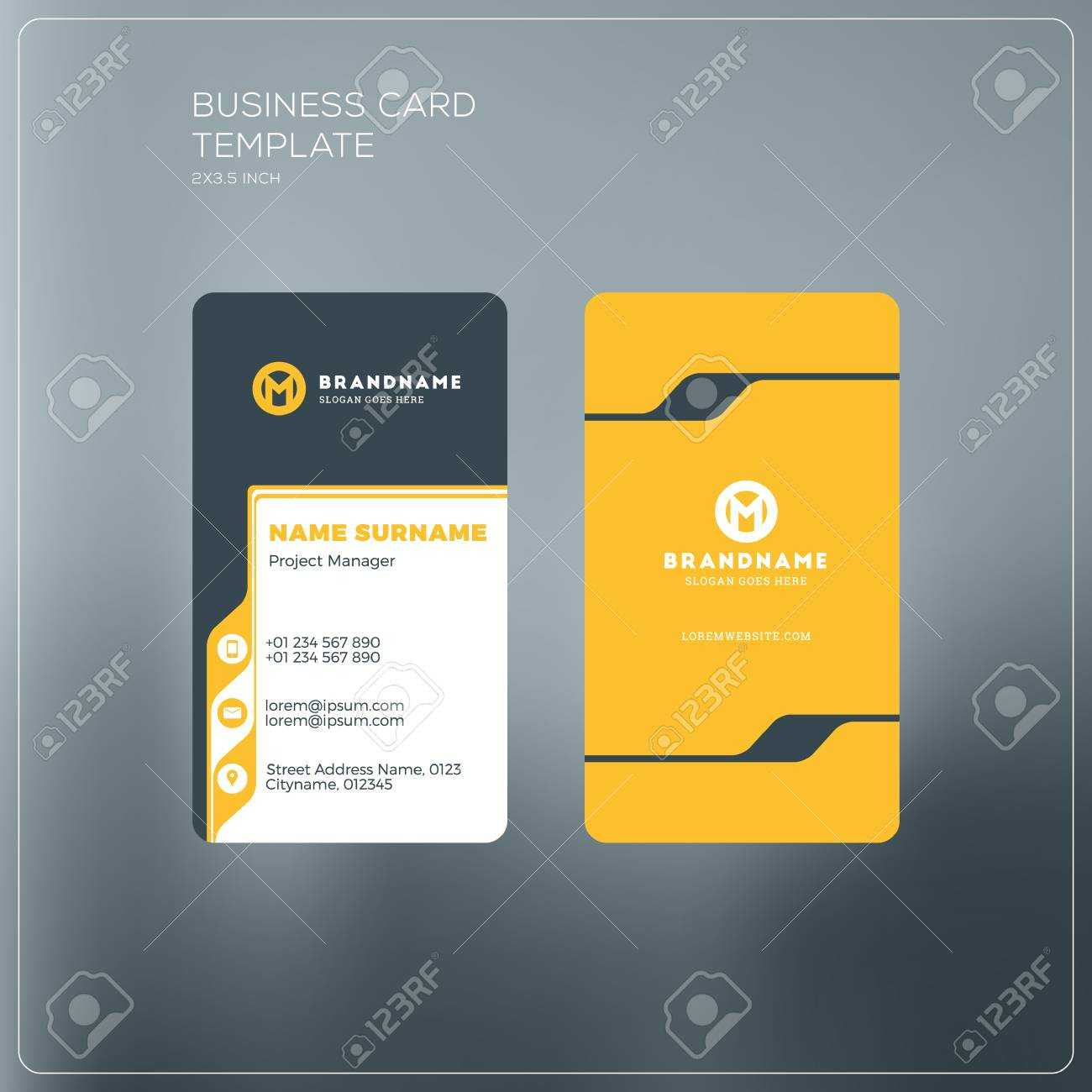 Personal Business Cards Template Throughout Google Search Business Card Template