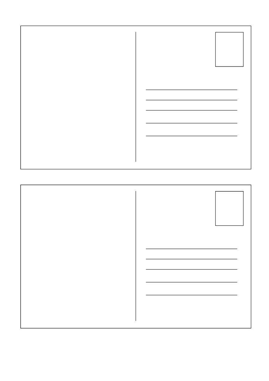 Post Card Templates - Karan.ald2014 Within Post Cards Template