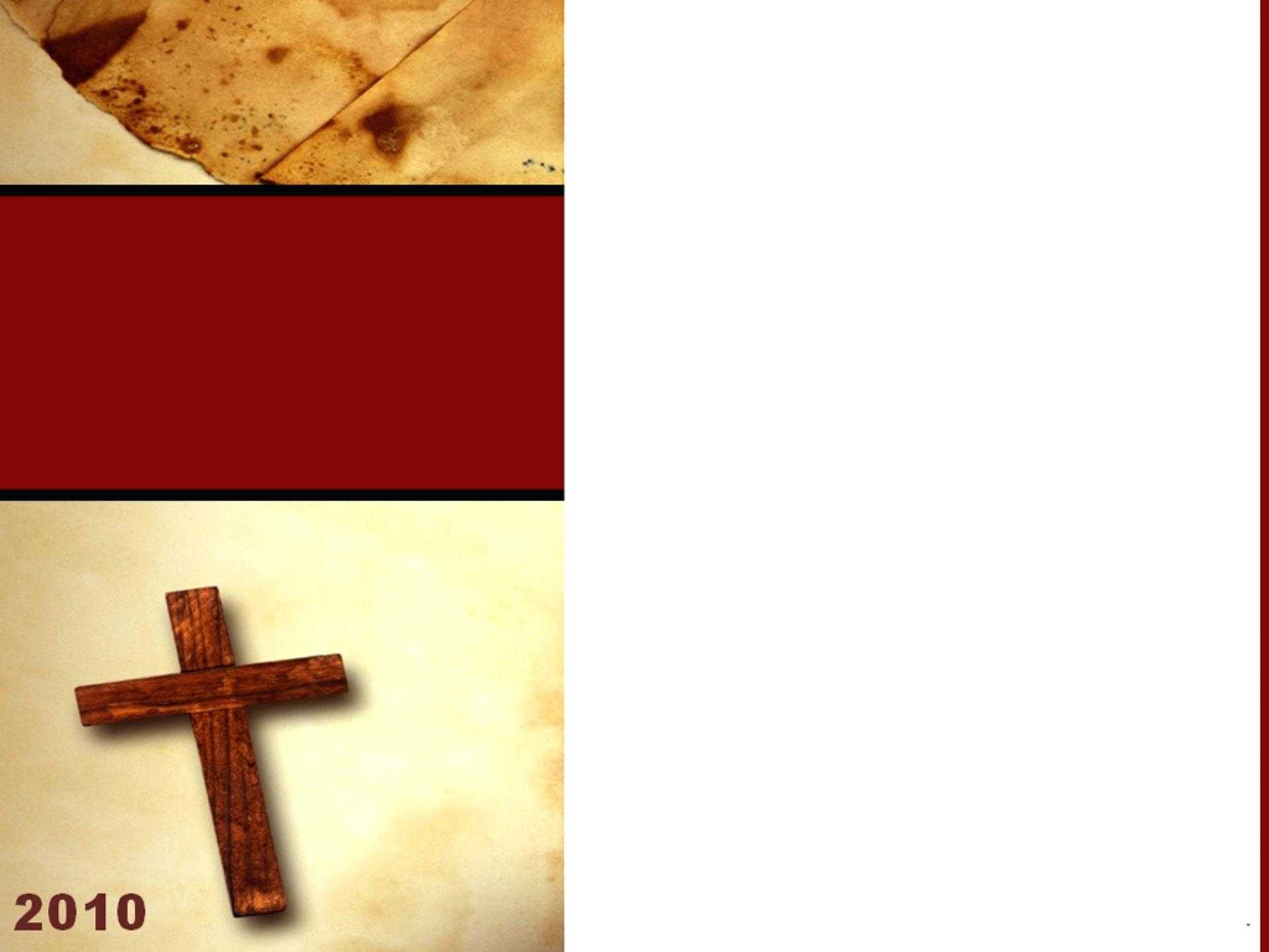 Powerpoint Template Religious – Vmarques In Christian Certificate Template