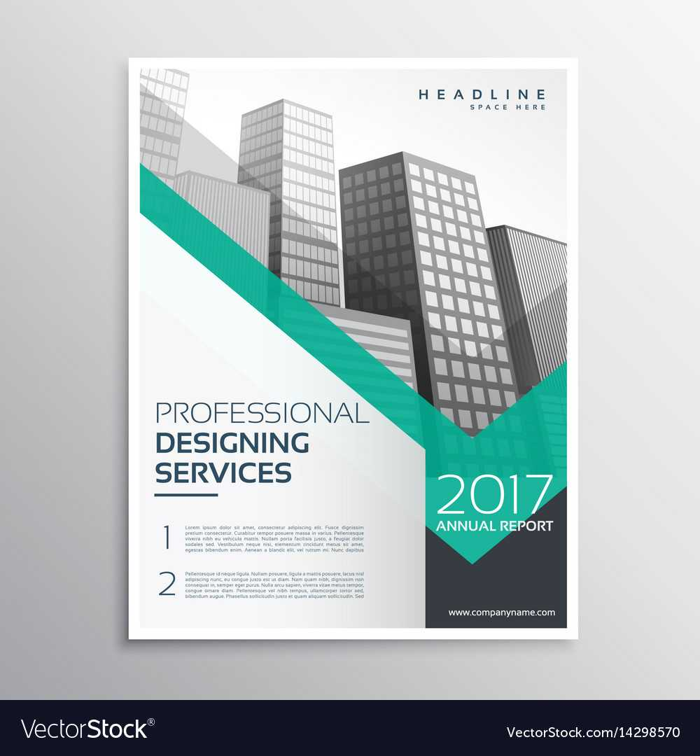 Professional Brochure Or Leaflet Template Design With Regard To Professional Brochure Design Templates
