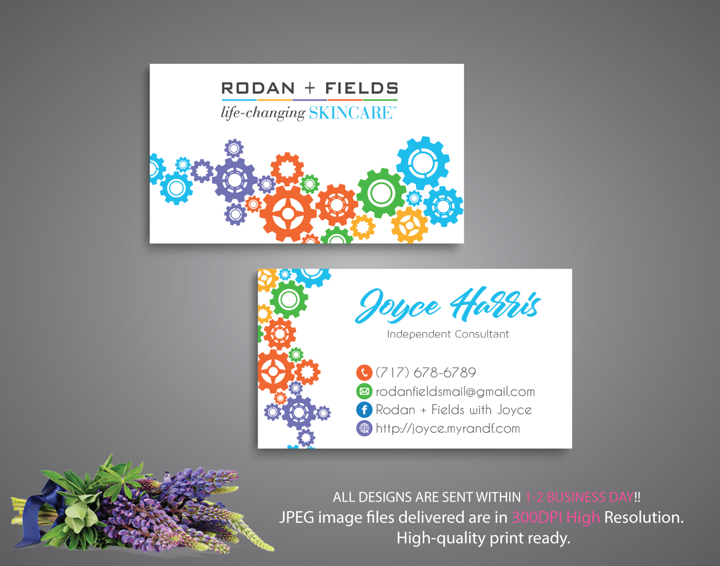 Rodan And Fields Business Cards, Rodan And Fields Digital Files, Rodan +  Fields Printable Card, R And F Marketing Cards, Rf07 Soldelisazone Intended For Rodan And Fields Business Card Template