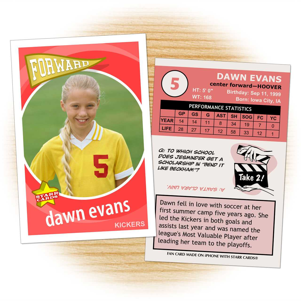 Soccer Card Template ] - Soccer Invitations Amp Pertaining To Soccer Trading Card Template