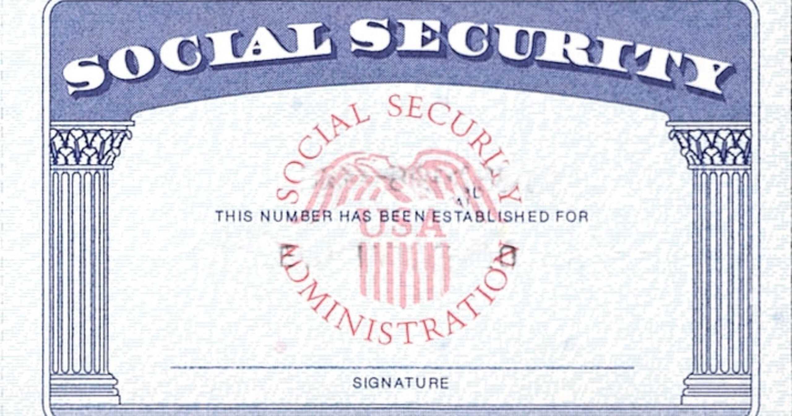 Social Security Card Template Free - Karati.ald2014 In Social Security Card Template Free