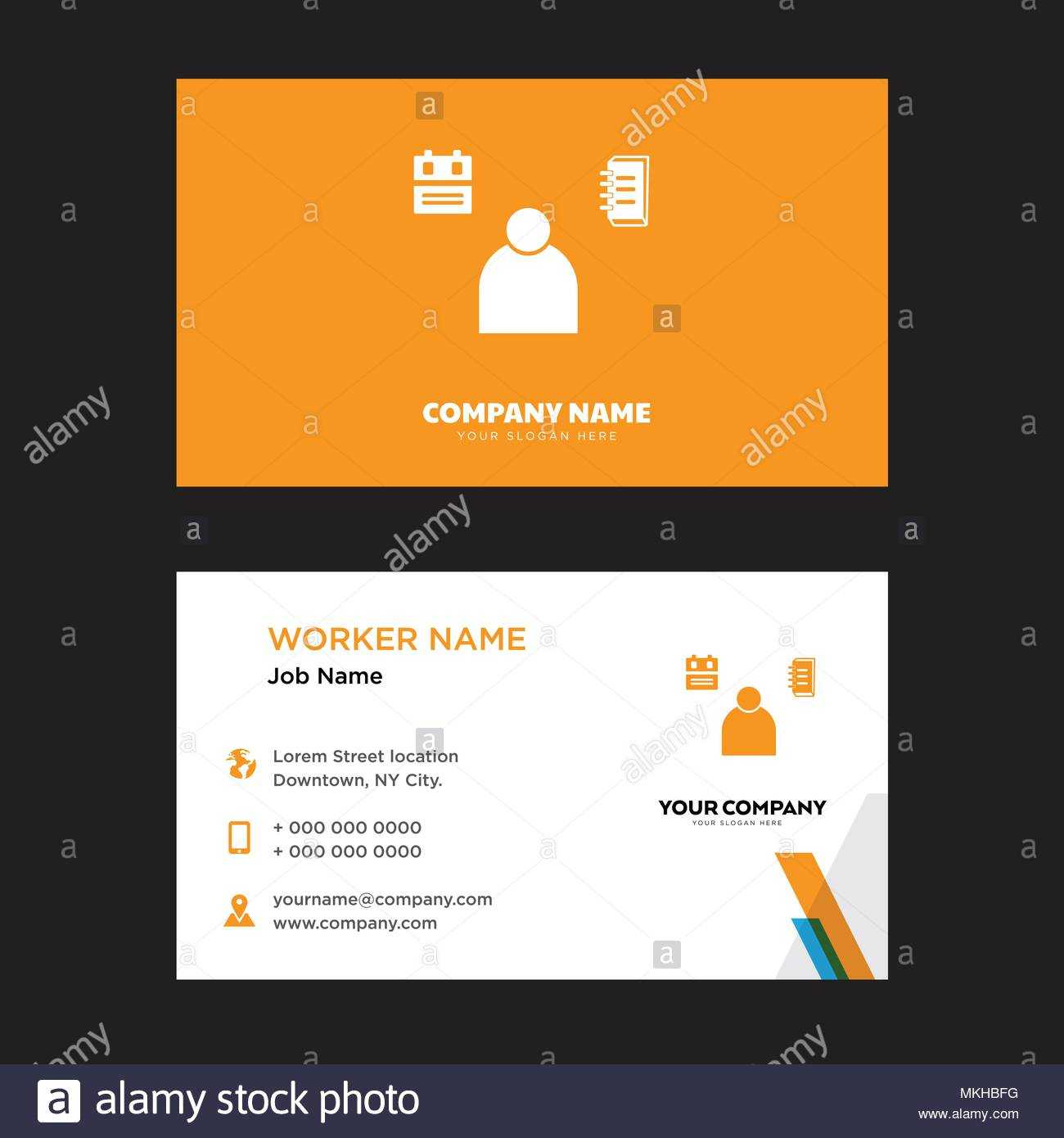 Student Business Card Design Template, Visiting For Your For Student Business Card Template