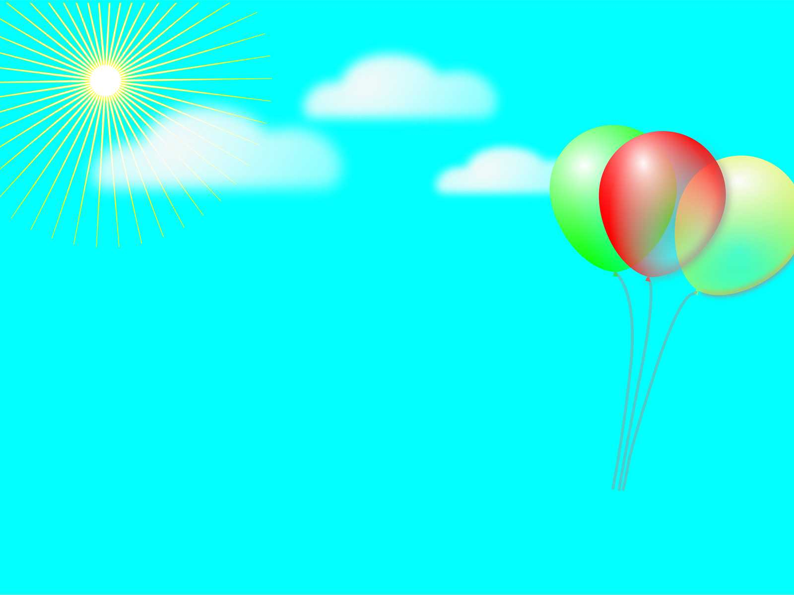 Sun Birthday Card Backgrounds – Ppt Backgrounds Templates For Greeting Card Template Powerpoint