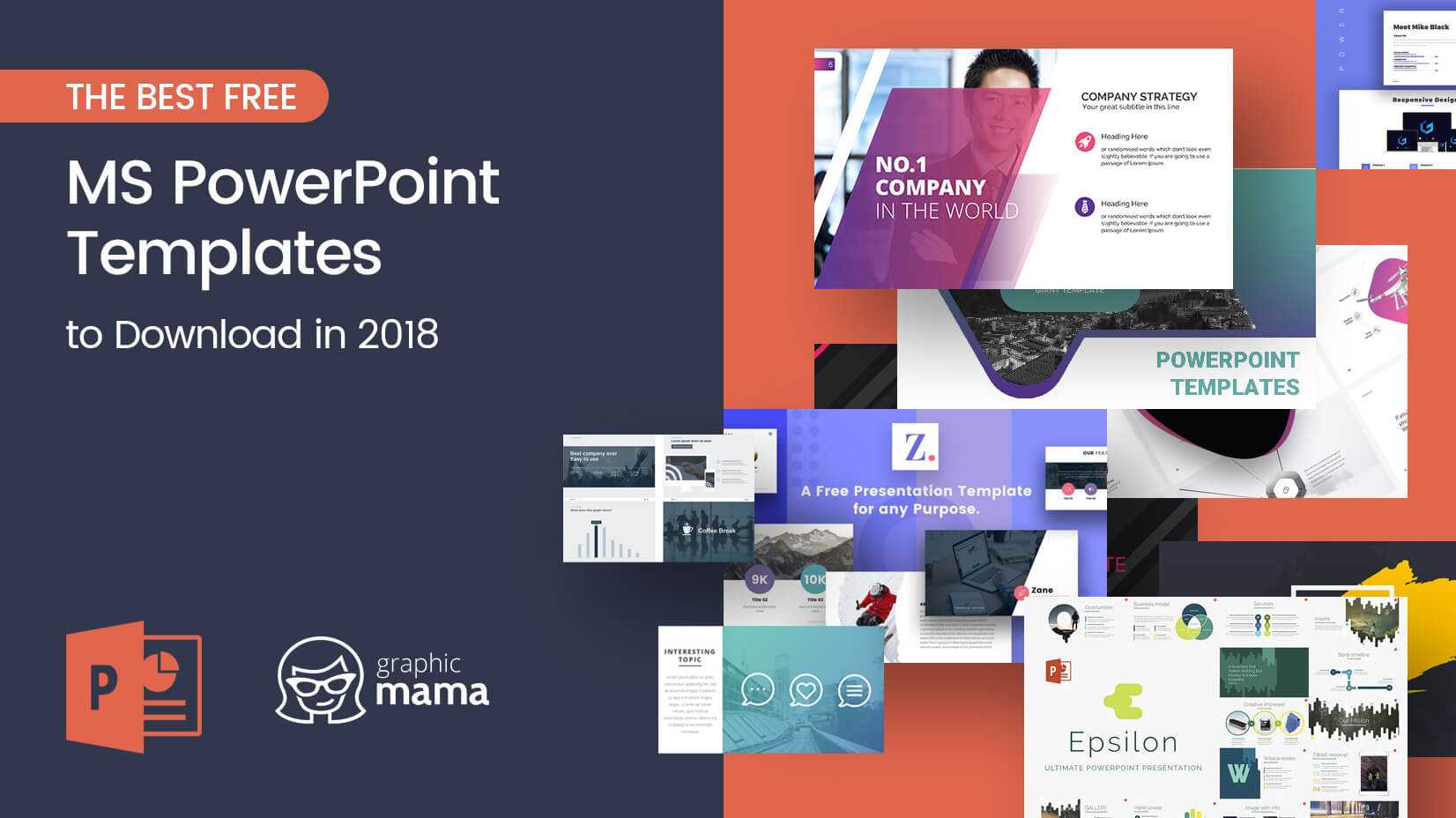 The Best Free Powerpoint Templates To Download In 2018 For Free Powerpoint Presentation Templates Downloads
