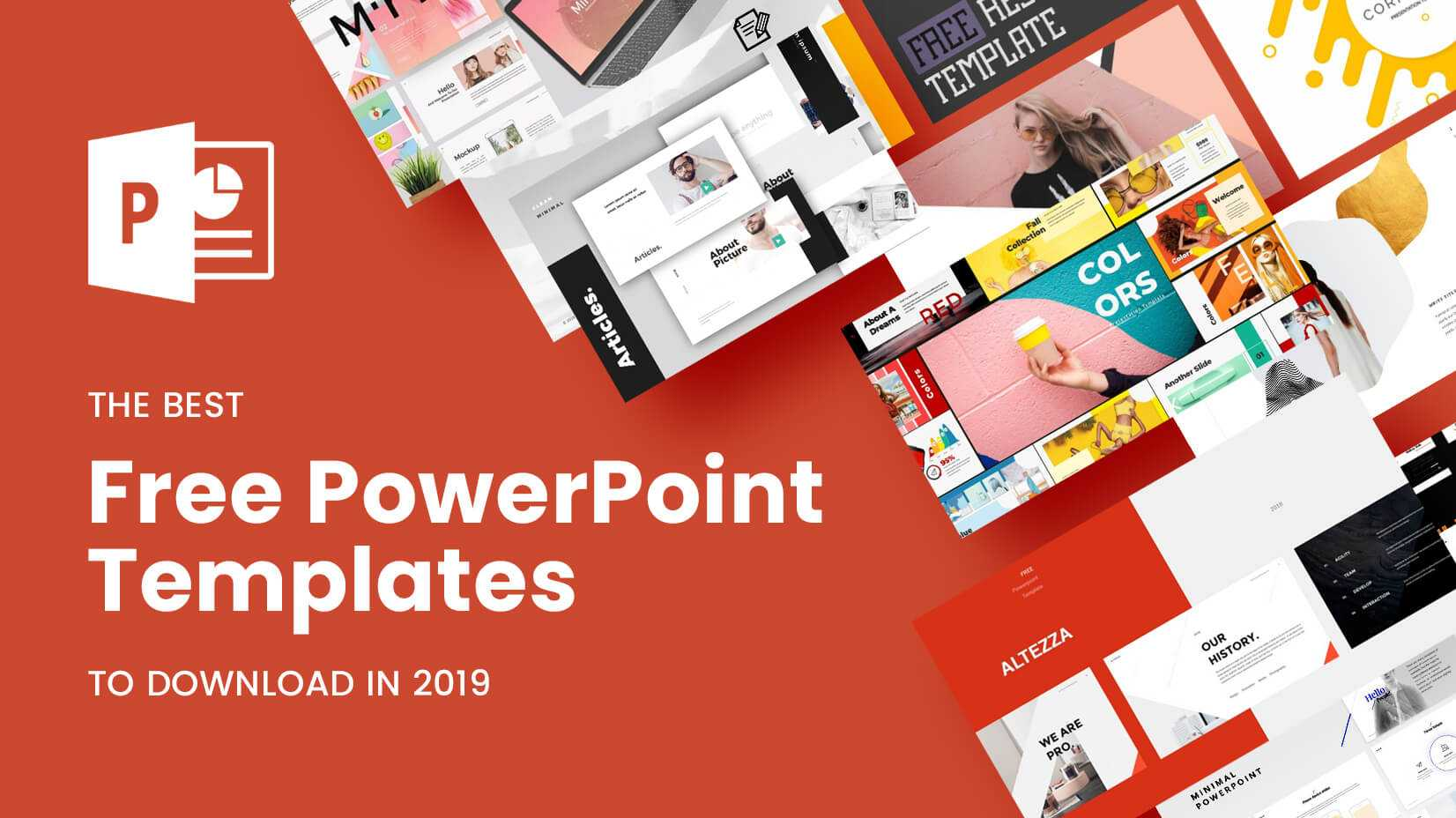 The Best Free Powerpoint Templates To Download In 2019 In Powerpoint Slides Design Templates For Free