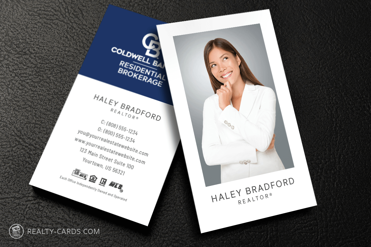 Unique Coldwell Banker Business Card Template Inside Coldwell Banker Business Card Template